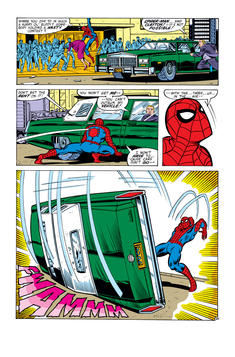 The Amazing Spider-Man (1963) 210 Page 20