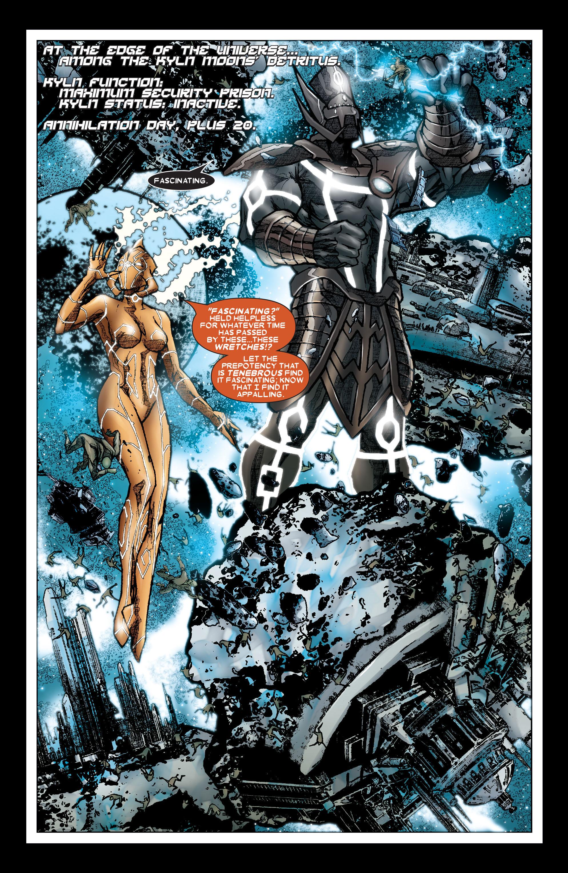 Read online Annihilation: Silver Surfer comic -  Issue #3 - 3