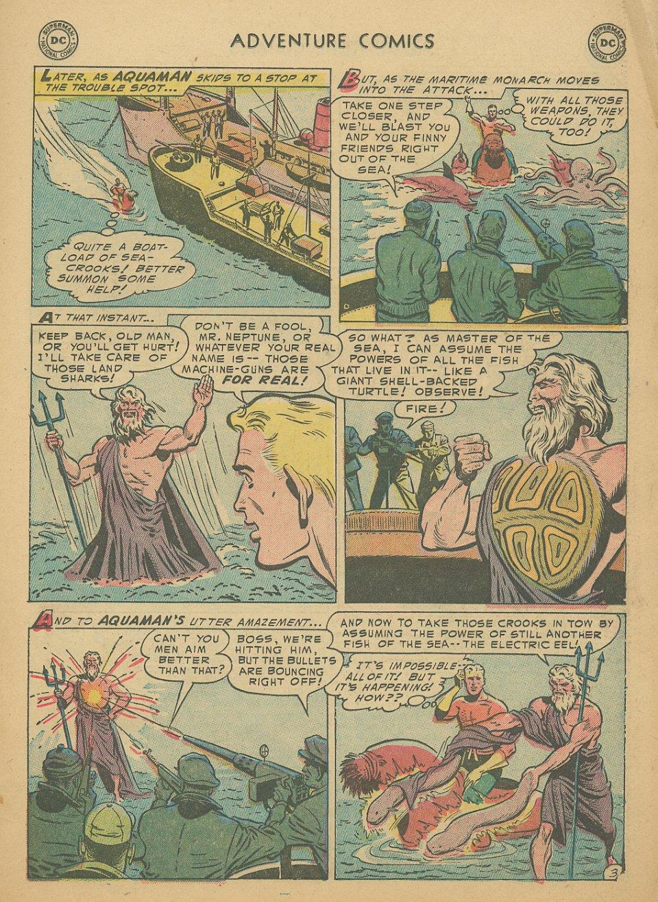 Read online Adventure Comics (1938) comic -  Issue #205 - 20