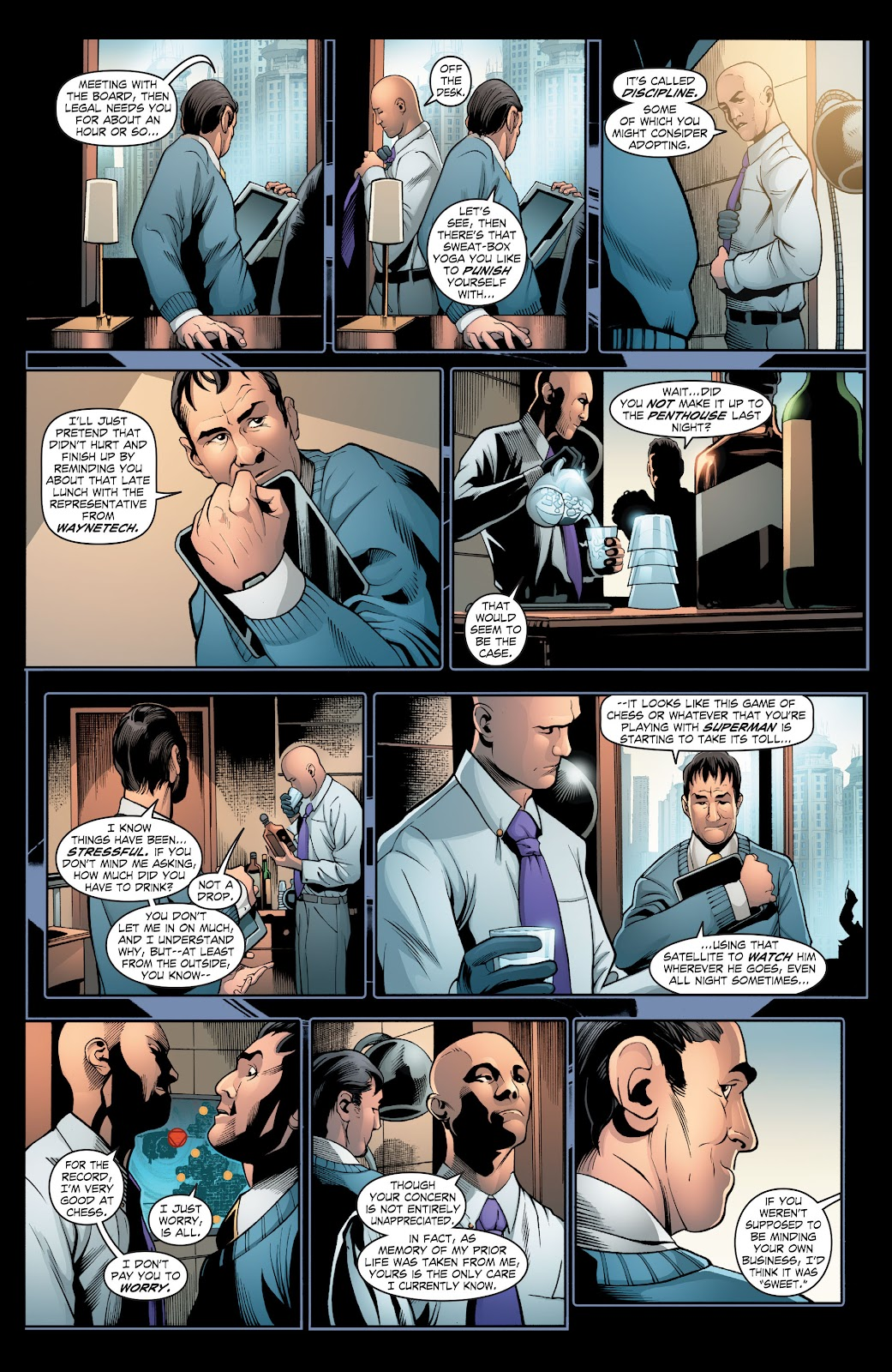 Read online Smallville Season 11 [II] comic -  Issue # TPB 2 - 18