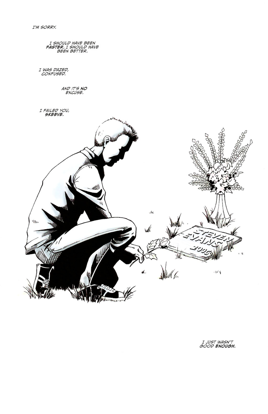 Read online ShadowHawk (2005) comic -  Issue #11 - 3