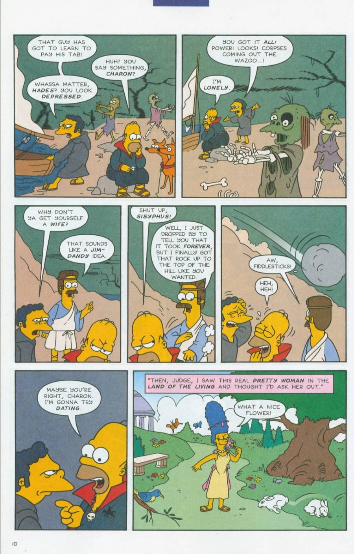 Read online Simpsons Comics comic -  Issue #70 - 11