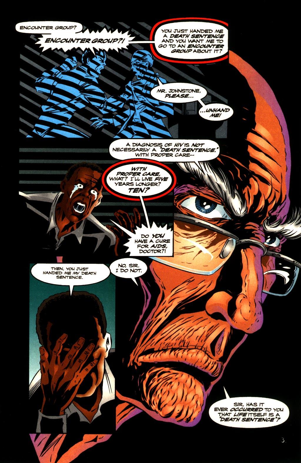 Read online ShadowHawk comic -  Issue #10 - 5