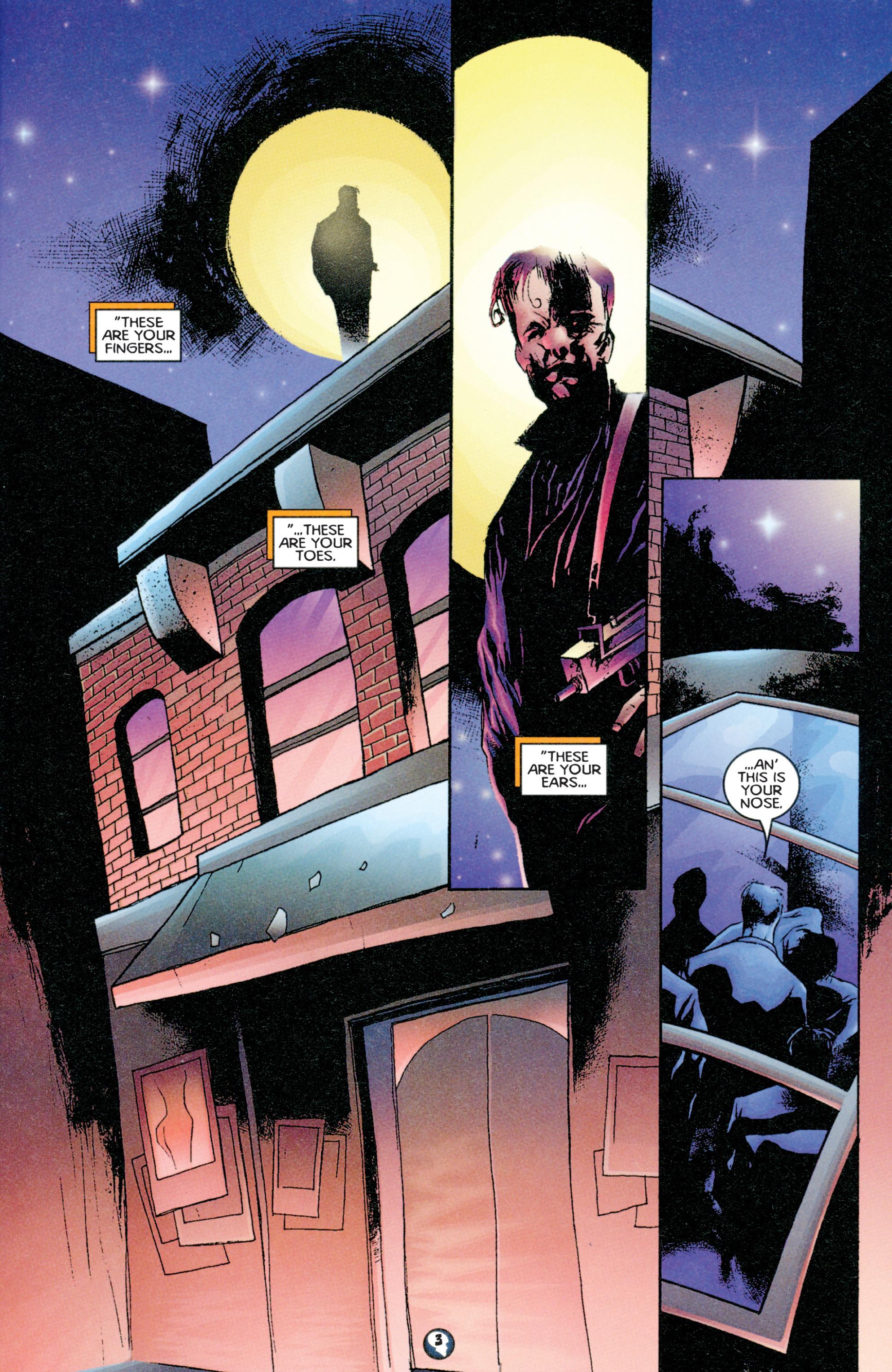 Read online Shadowman (1997) comic -  Issue #1 - 4