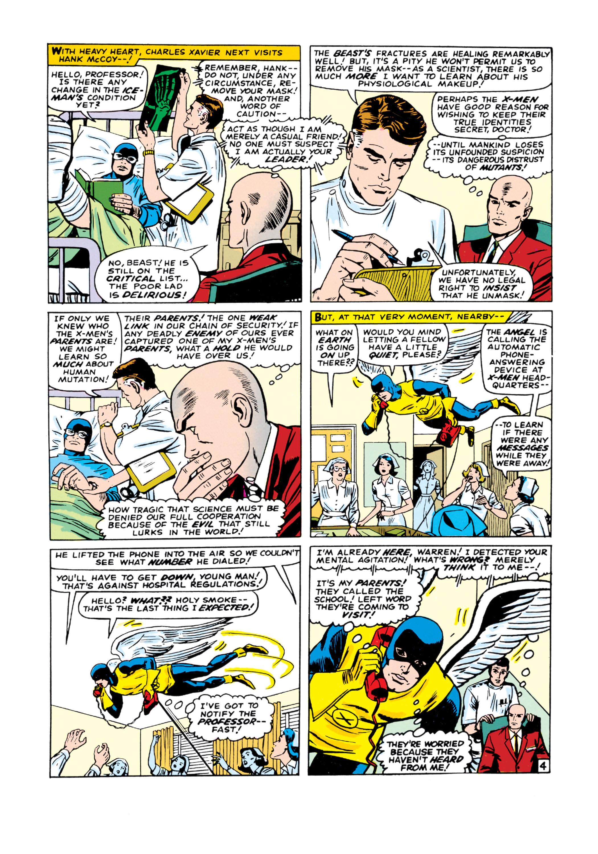 Uncanny X-Men (1963) 17 Page 4