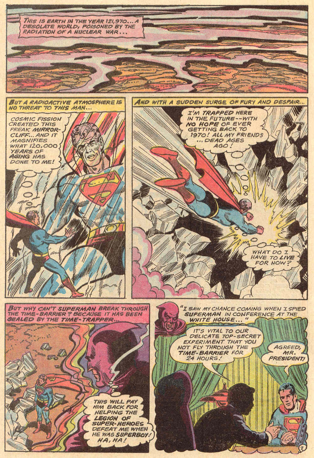 Read online Action Comics (1938) comic -  Issue #386 - 3