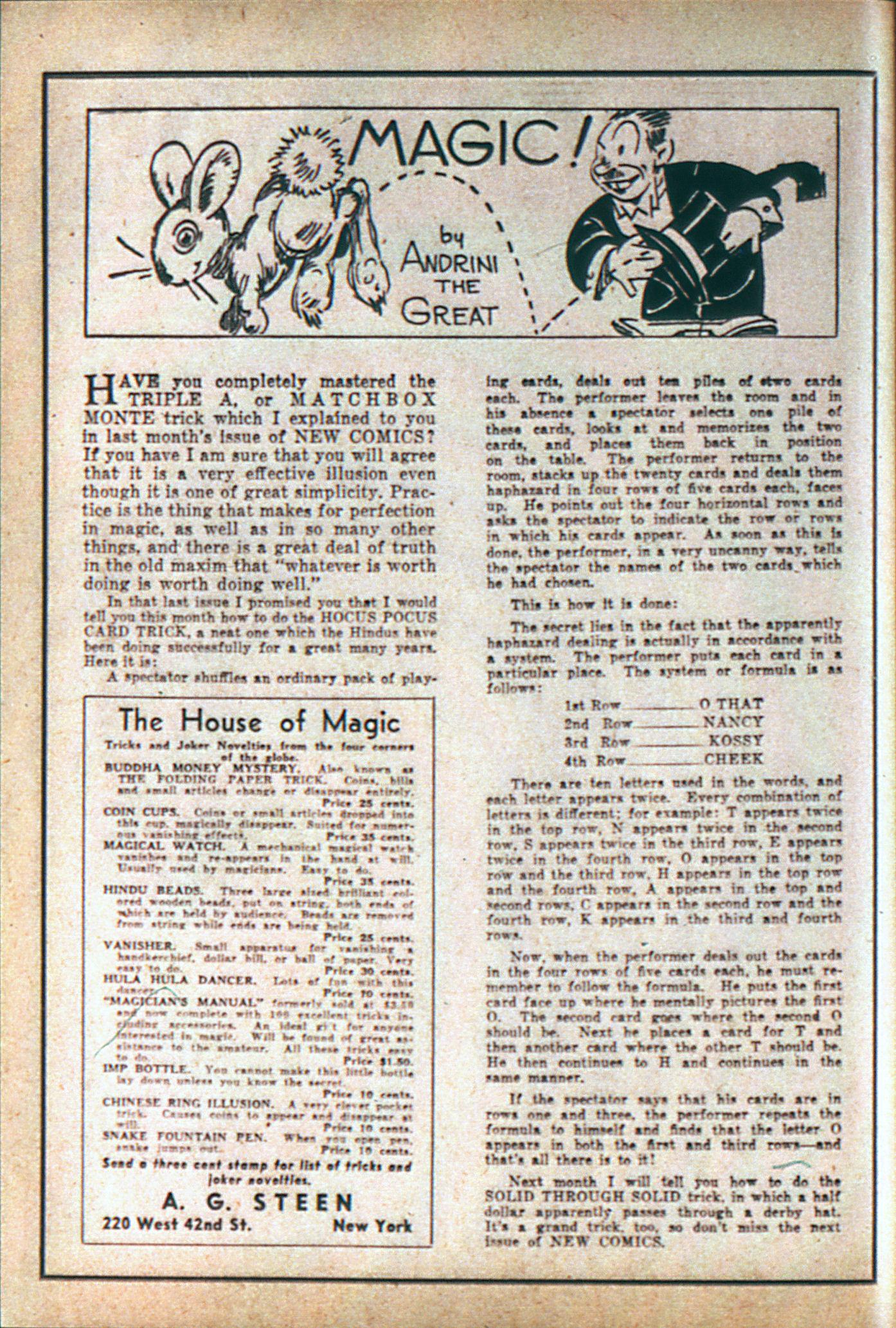 Read online Adventure Comics (1938) comic -  Issue #6 - 48