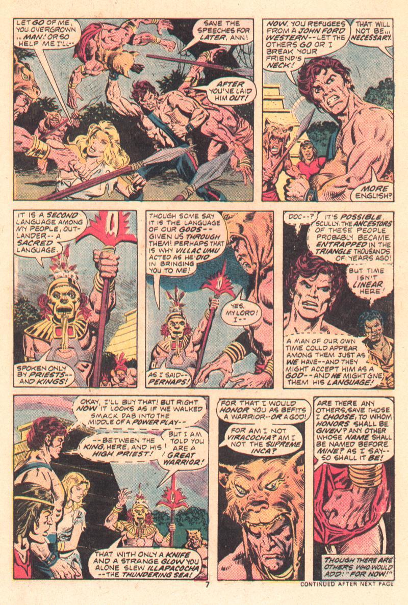 Read online Skull The Slayer comic -  Issue #7 - 6