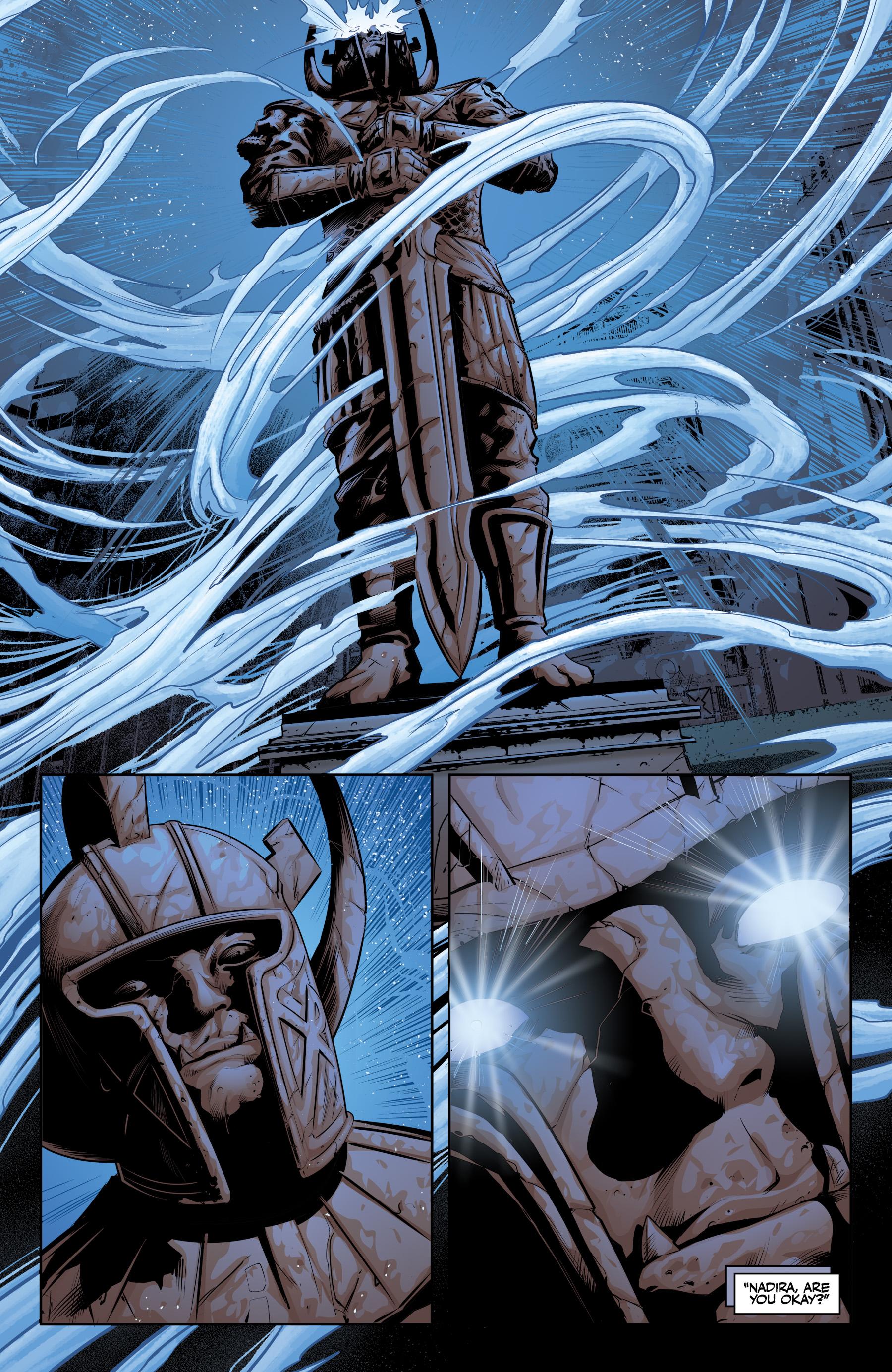 Read online Angel & Faith Season 10 comic -  Issue #23 - 4