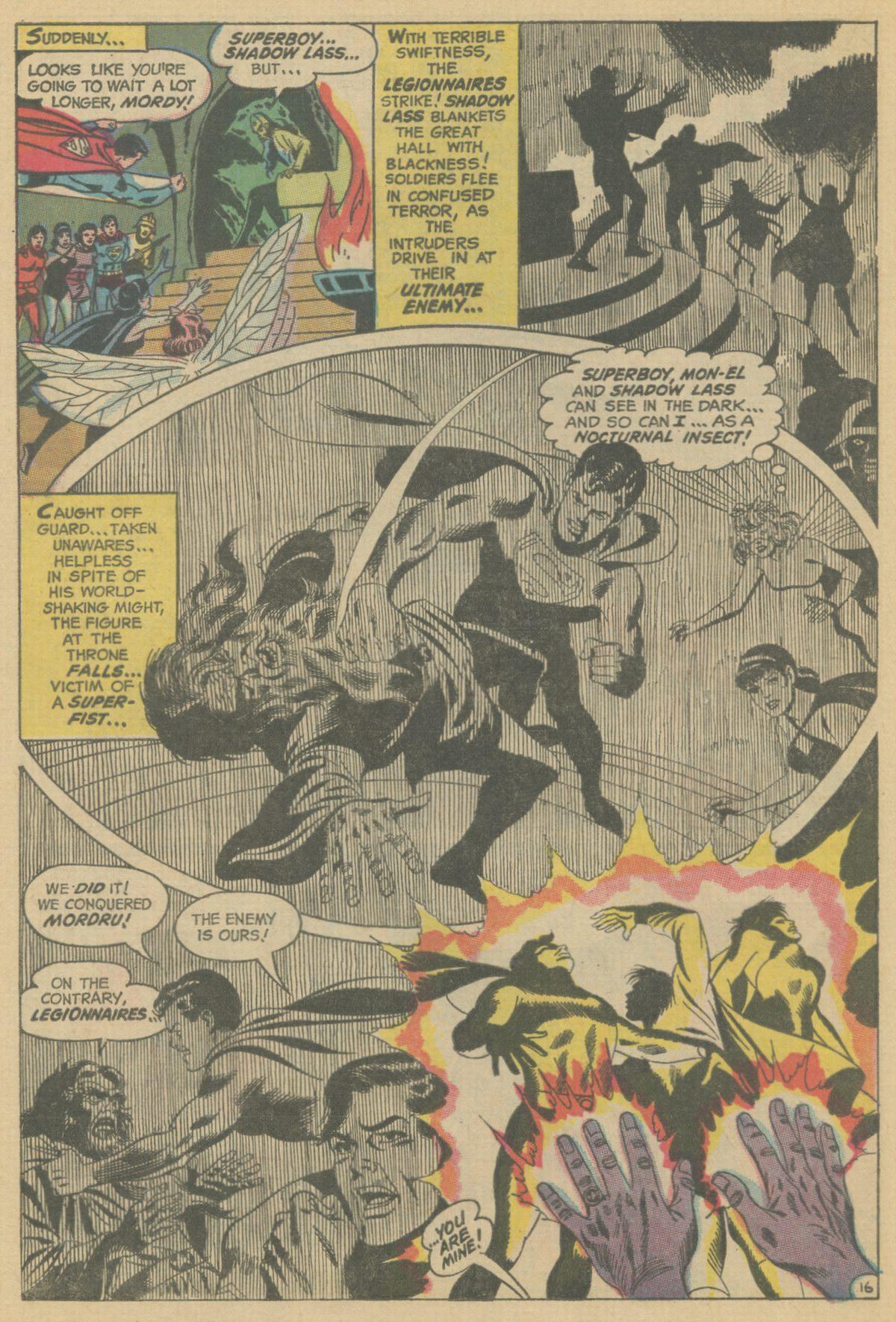 Read online Adventure Comics (1938) comic -  Issue #370 - 20