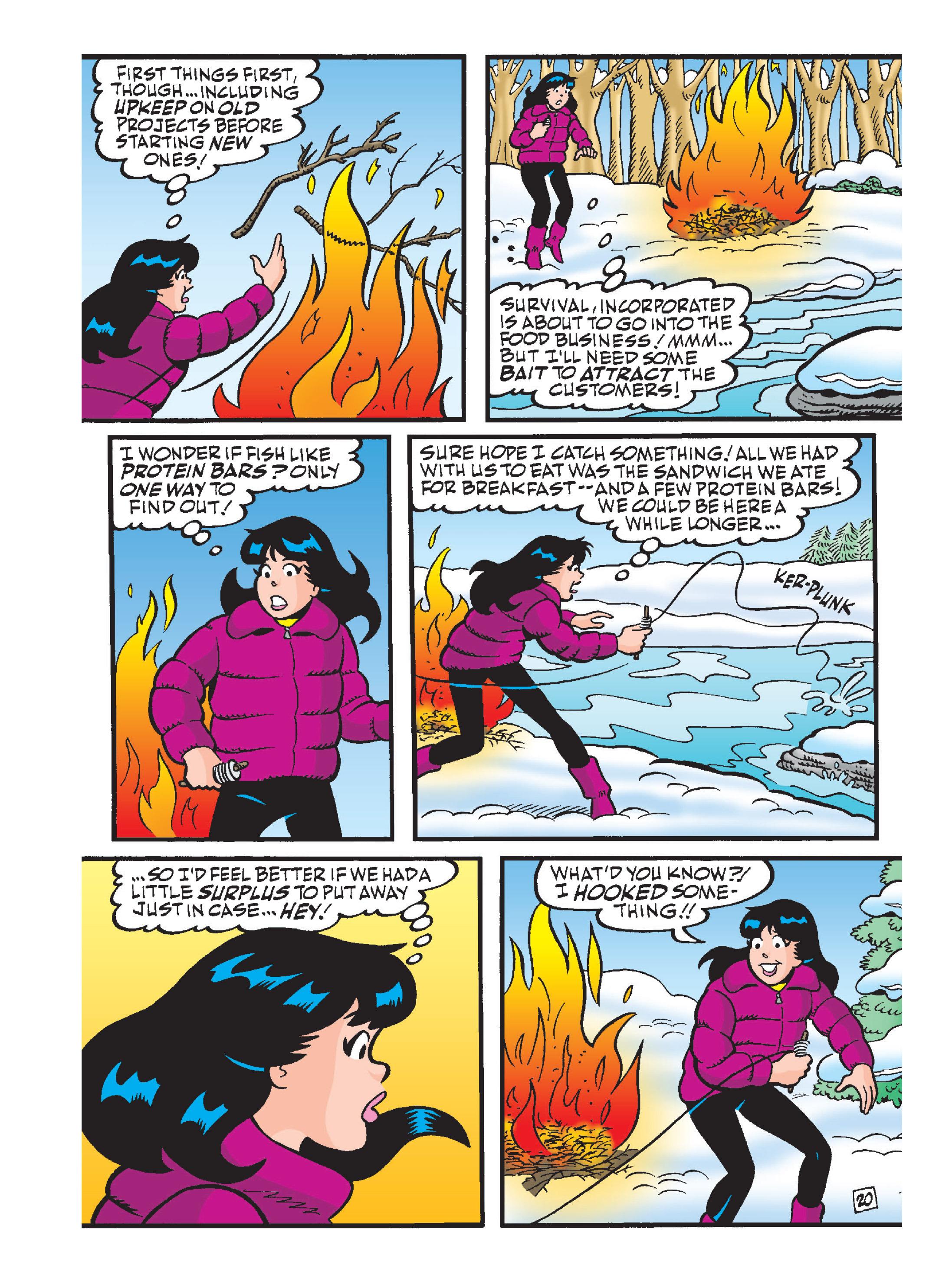 Read online Archie 1000 Page Comics Blowout! comic -  Issue # TPB (Part 1) - 189