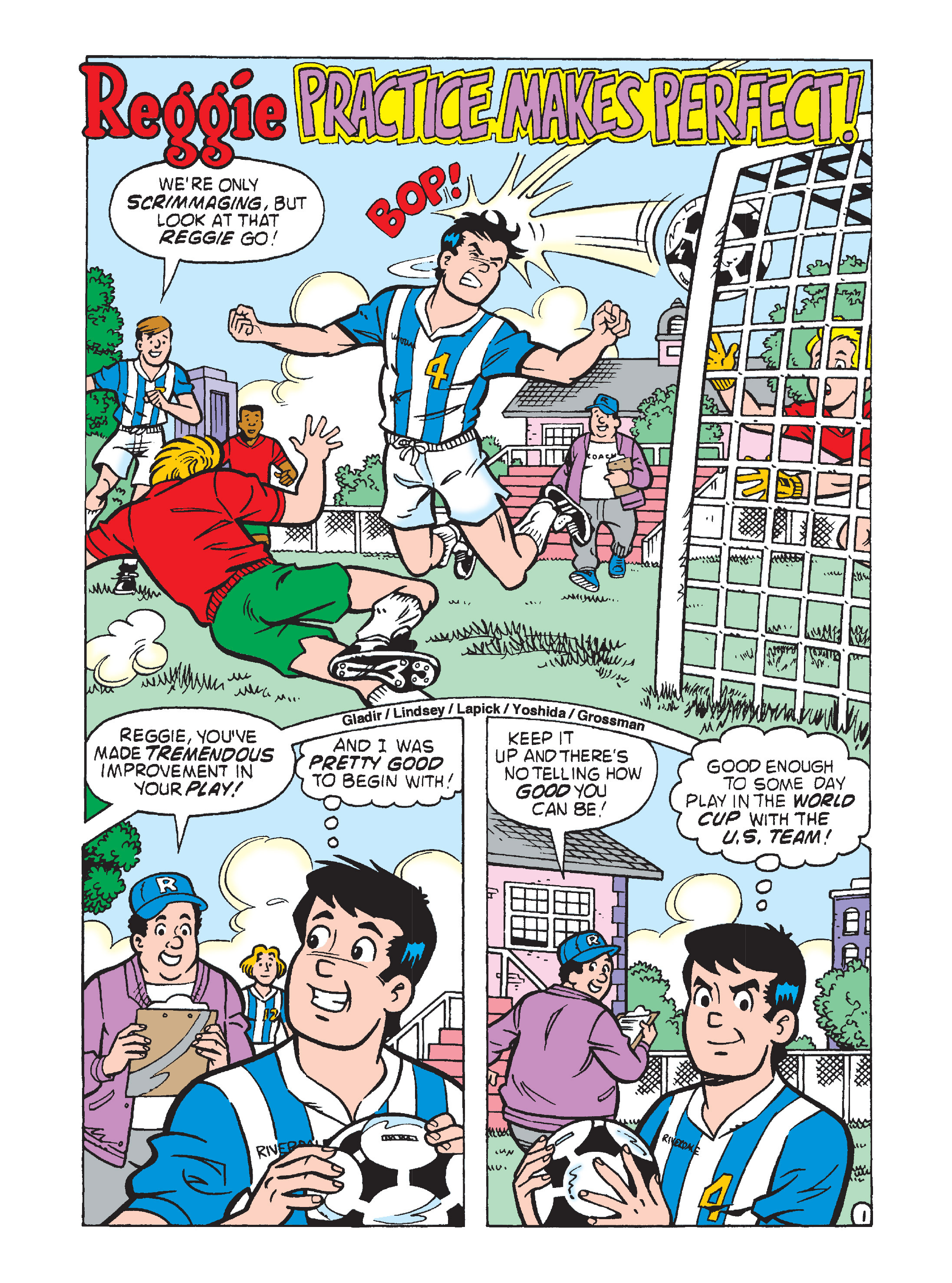 Read online Archie's Funhouse Double Digest comic -  Issue #2 - 84