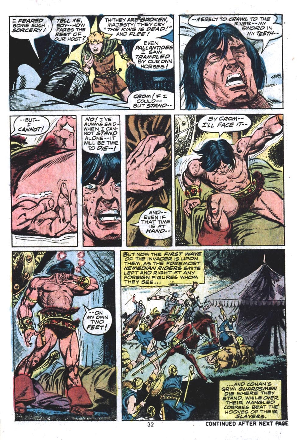 Giant-Size Conan issue 1 - Page 26