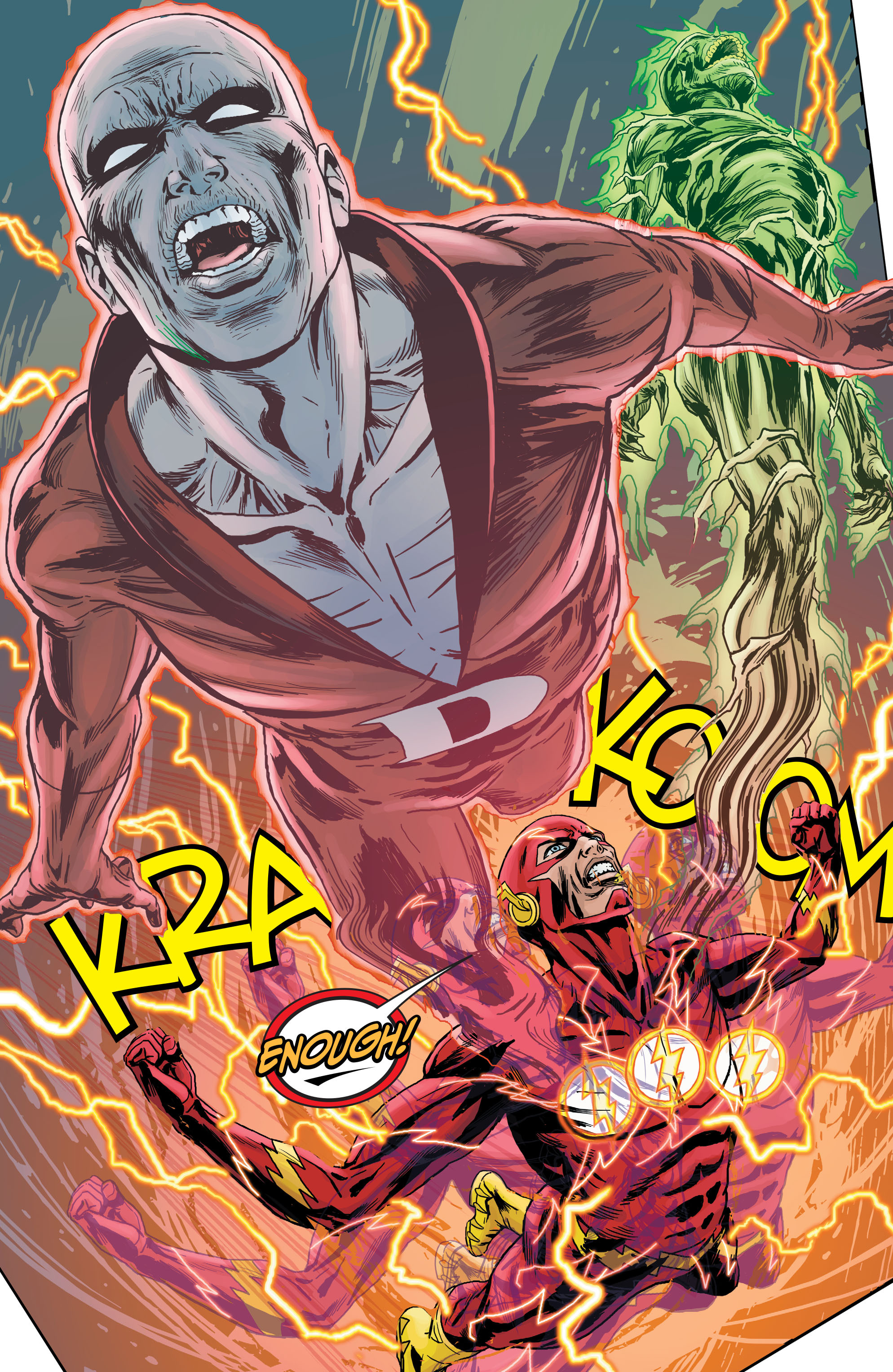 Read online The Flash (2011) comic -  Issue # _TPB 5 - 90