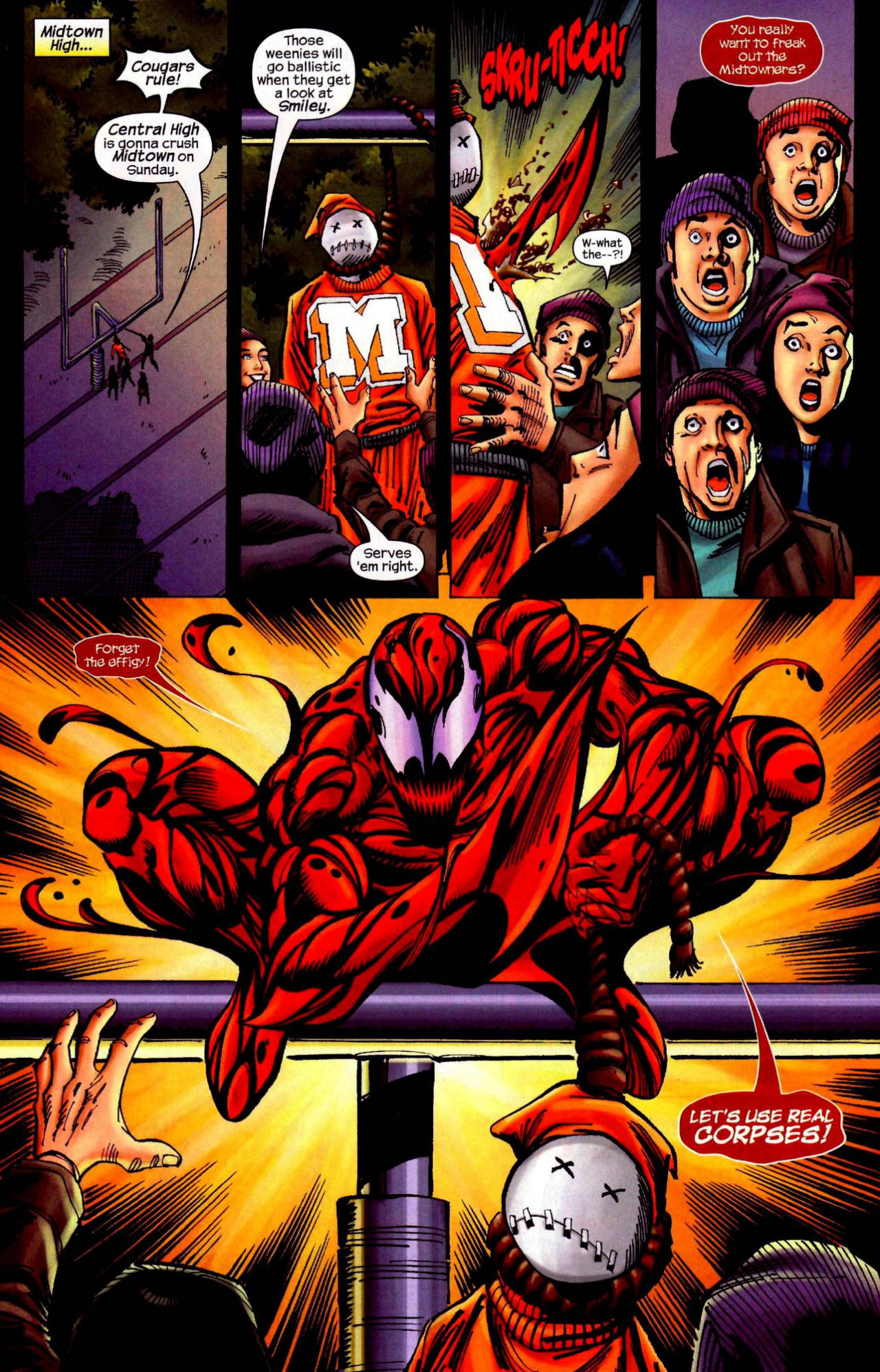 Read online Amazing Spider-Girl comic -  Issue #10 - 3