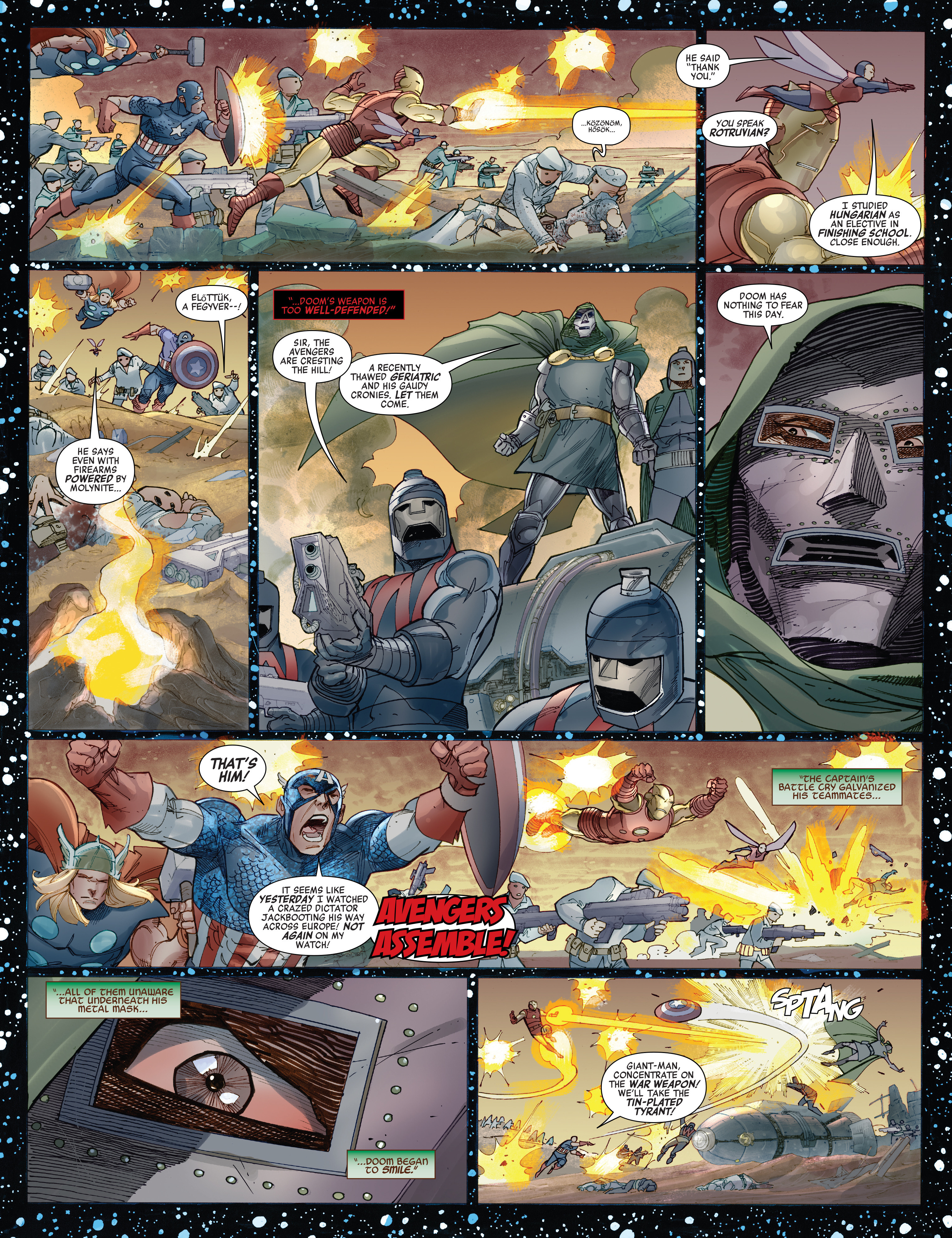 Read online All-New, All-Different Avengers comic -  Issue #15 - 8