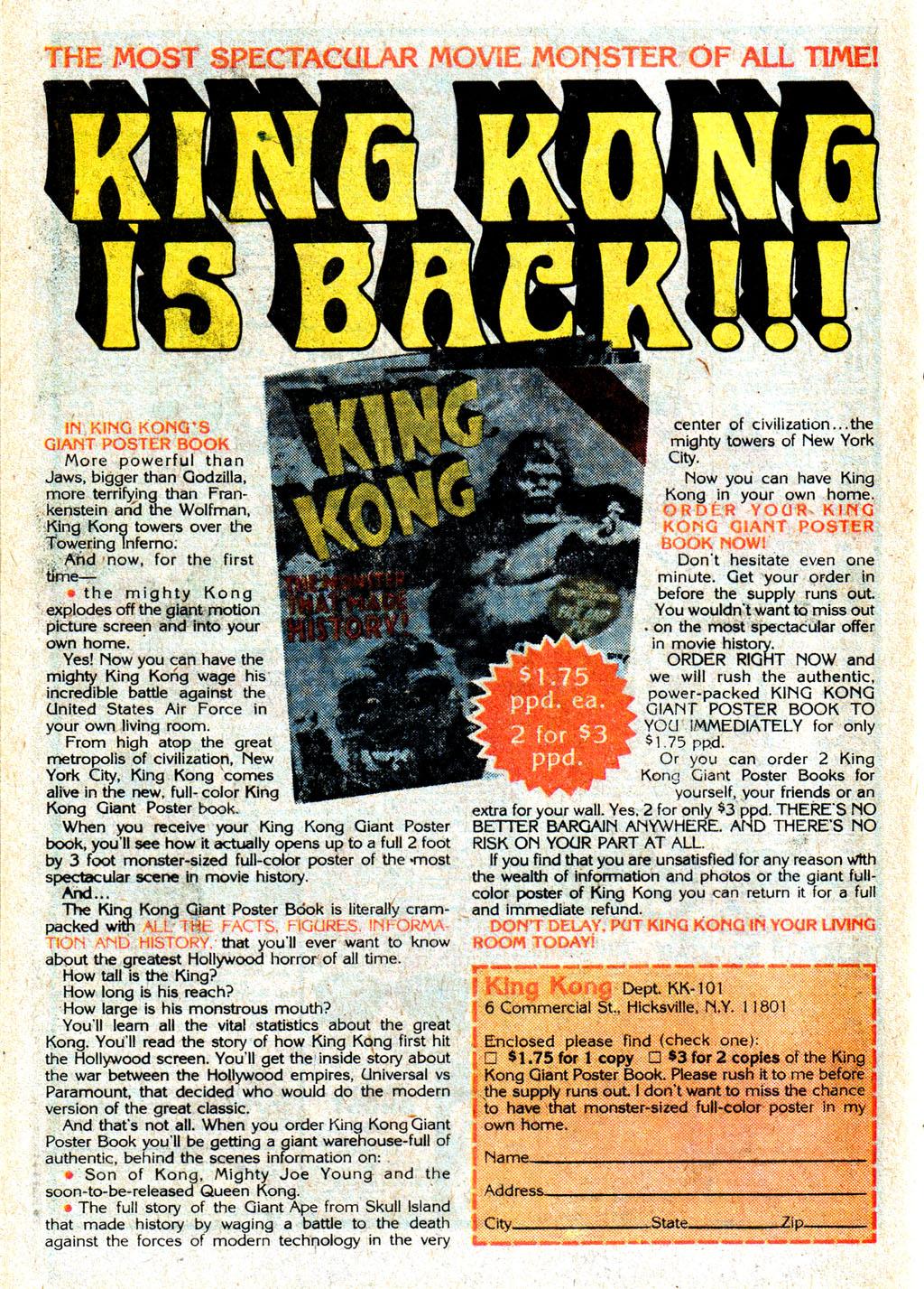 Read online Wonder Woman (1942) comic -  Issue #231 - 22