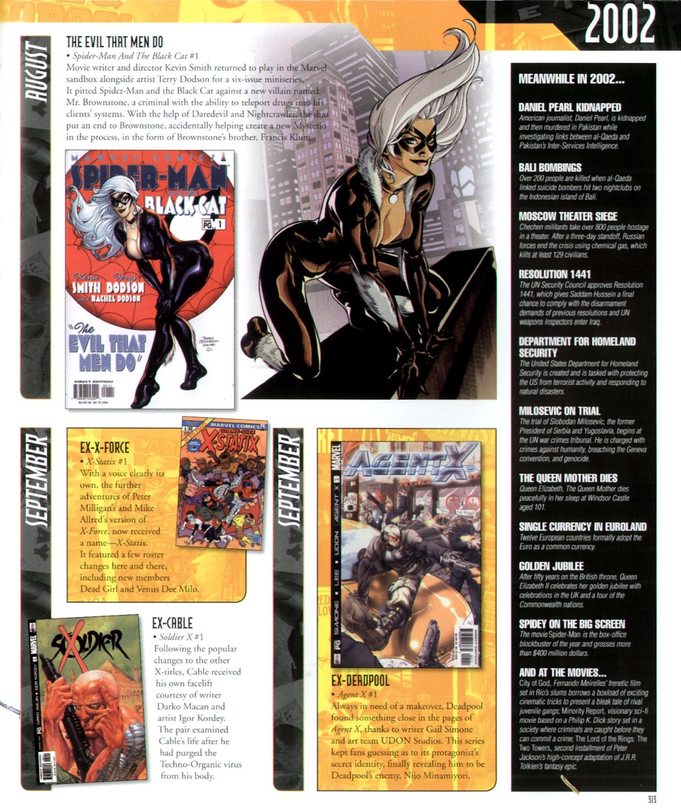 Read online Marvel Chronicle comic -  Issue # TPB (Part 3) - 91