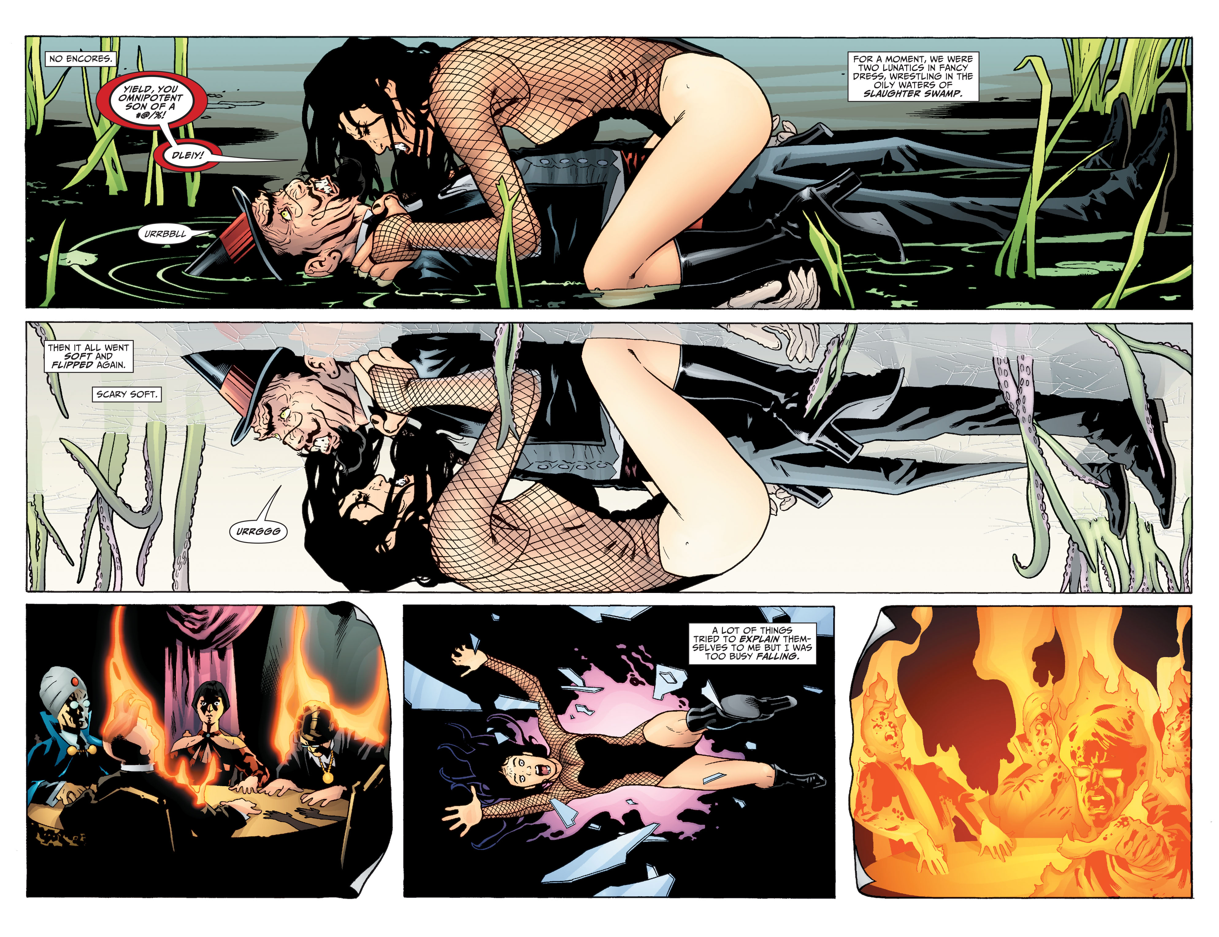 Read online Seven Soldiers: Zatanna comic -  Issue #4 - 15