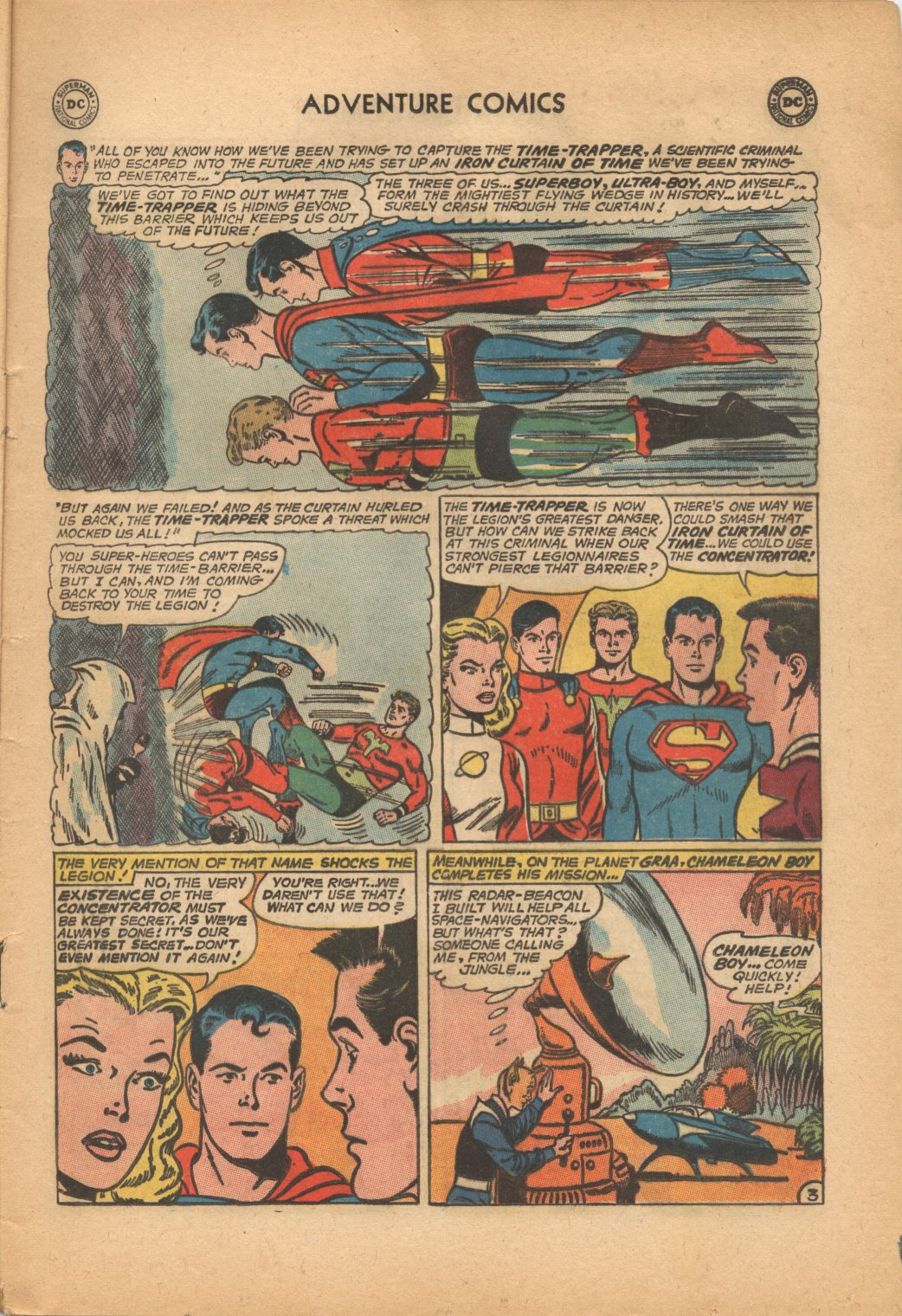Read online Adventure Comics (1938) comic -  Issue #321 - 5