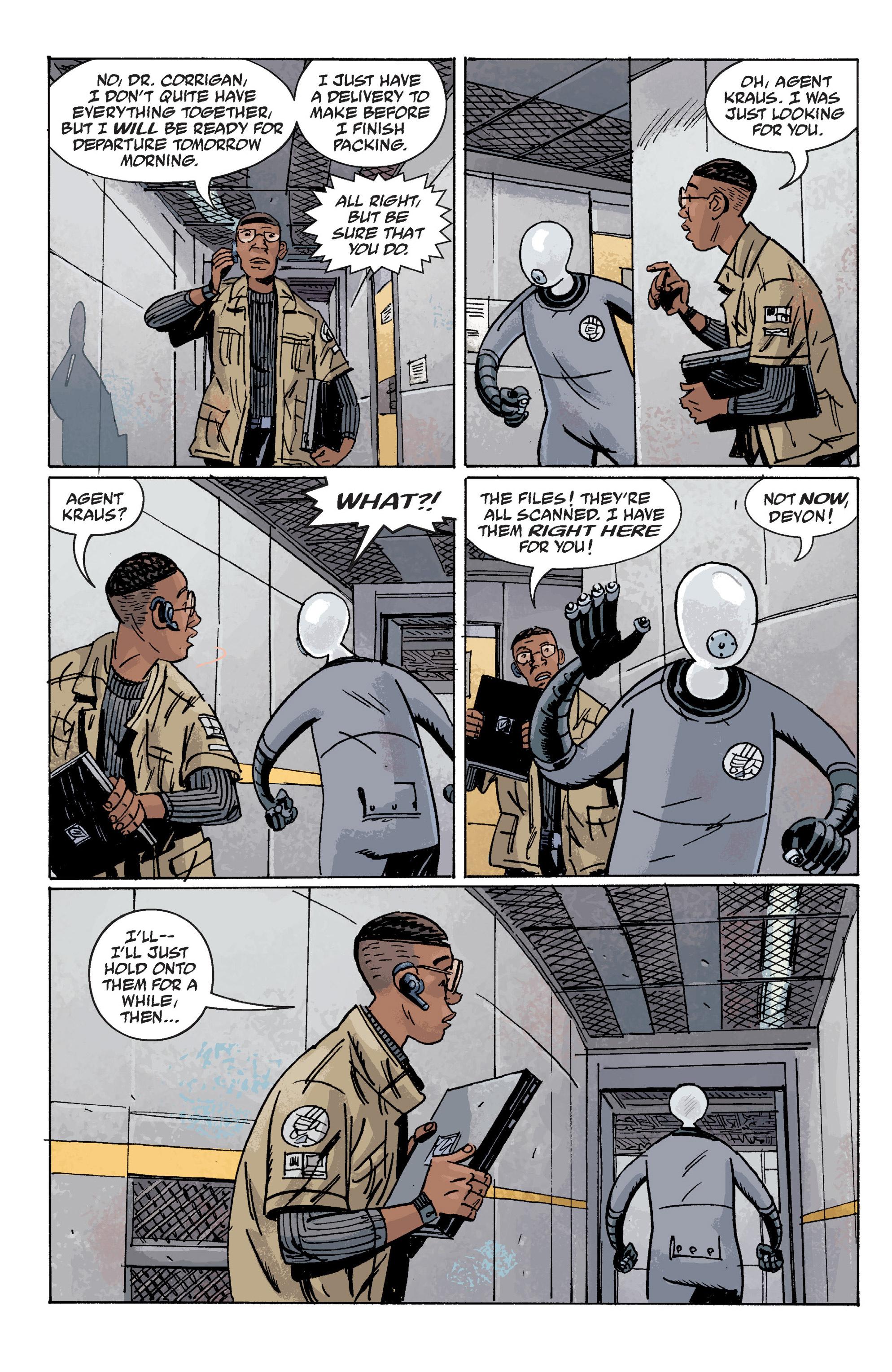 Read online B.P.R.D. (2003) comic -  Issue # TPB 10 - 48