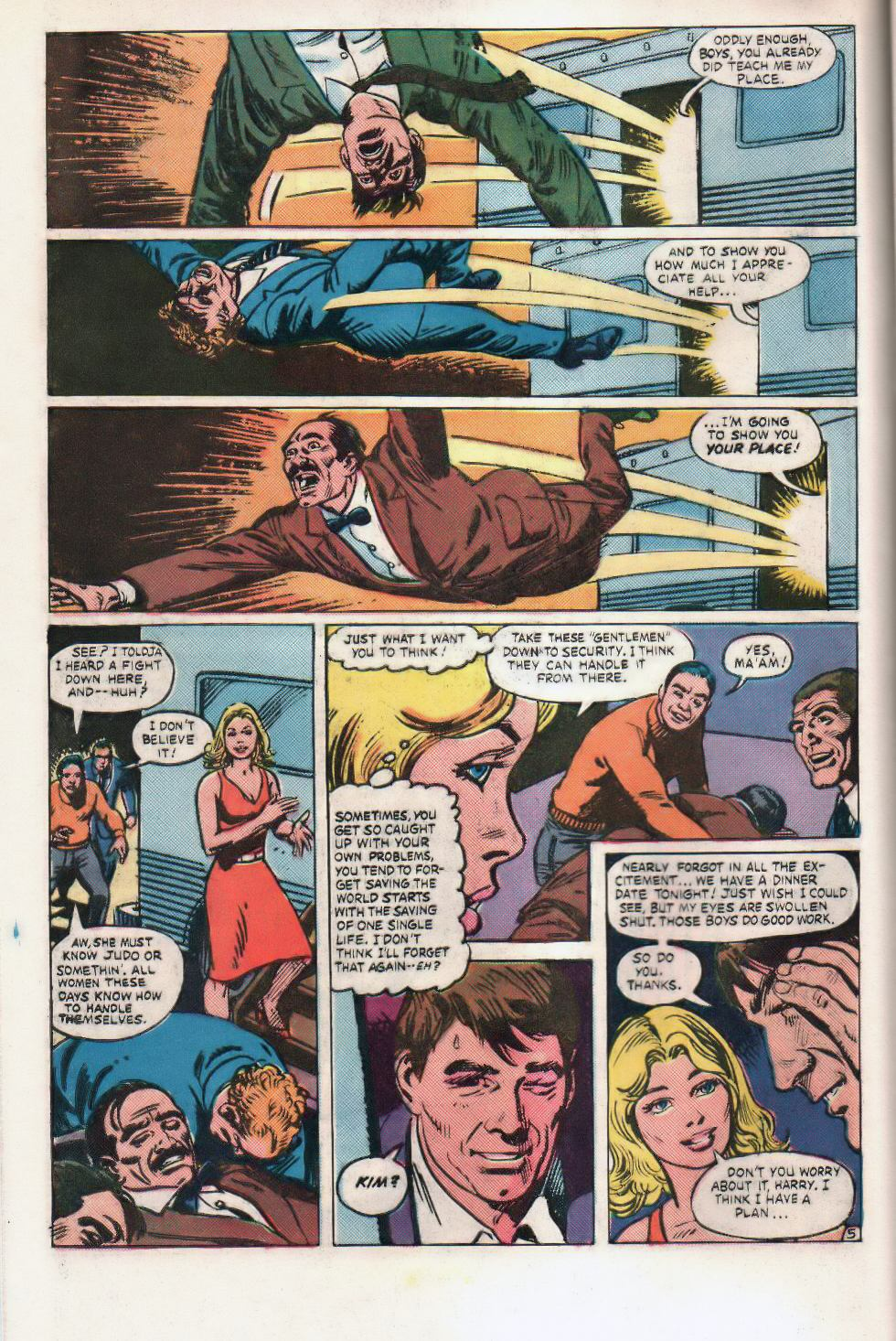 Read online The Fly (1983) comic -  Issue #2 - 10