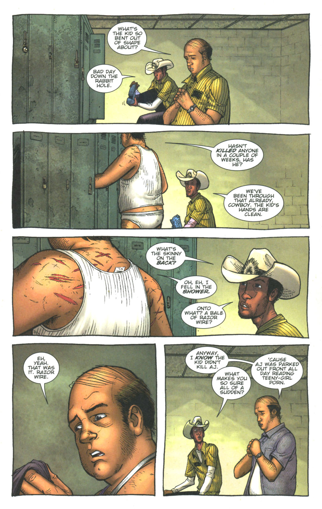 Read online The Exterminators comic -  Issue #6 - 18