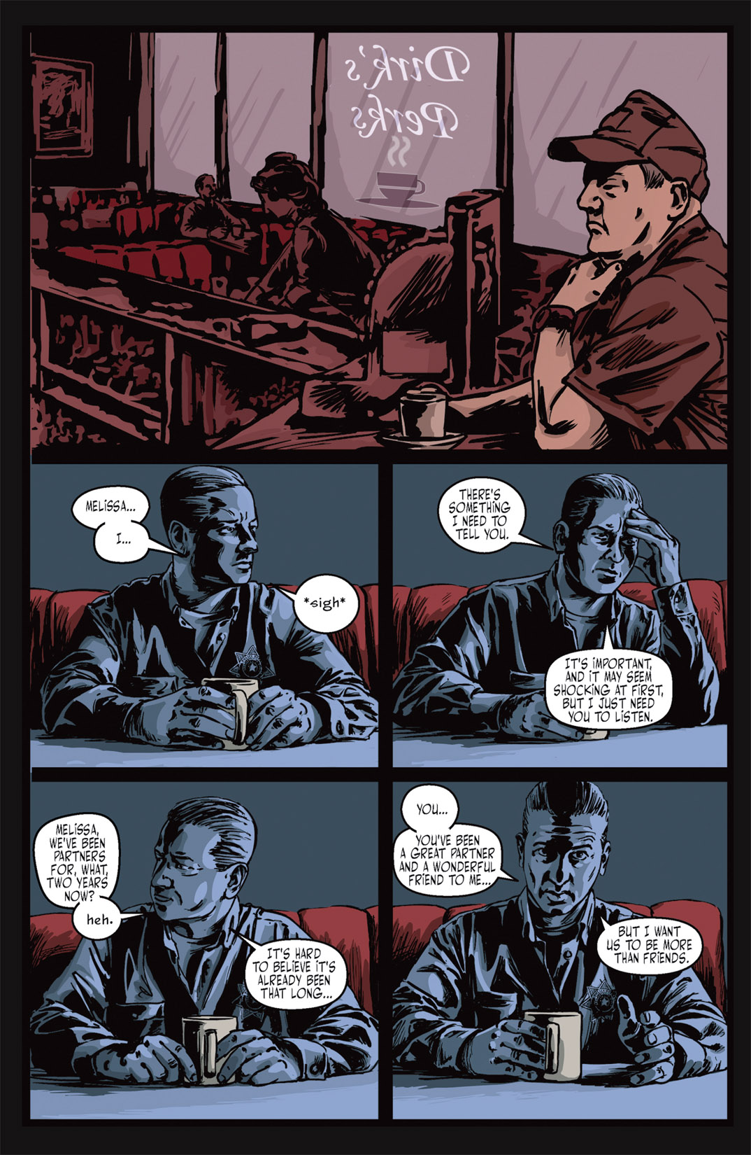 Read online Nightmare World comic -  Issue # Vol. 1 Thirteen Tales of Terror - 63