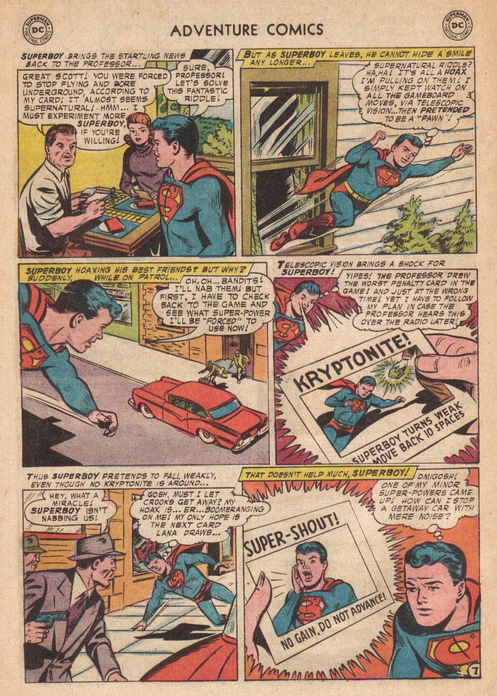 Read online Adventure Comics (1938) comic -  Issue #338 - 32