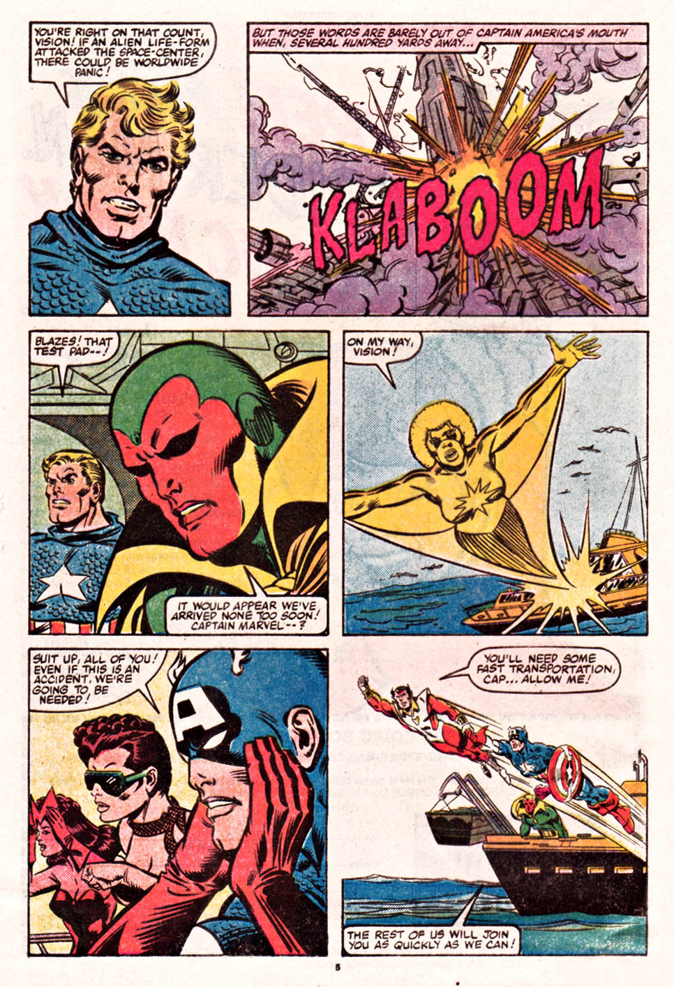 The Avengers (1963) 244 Page 5