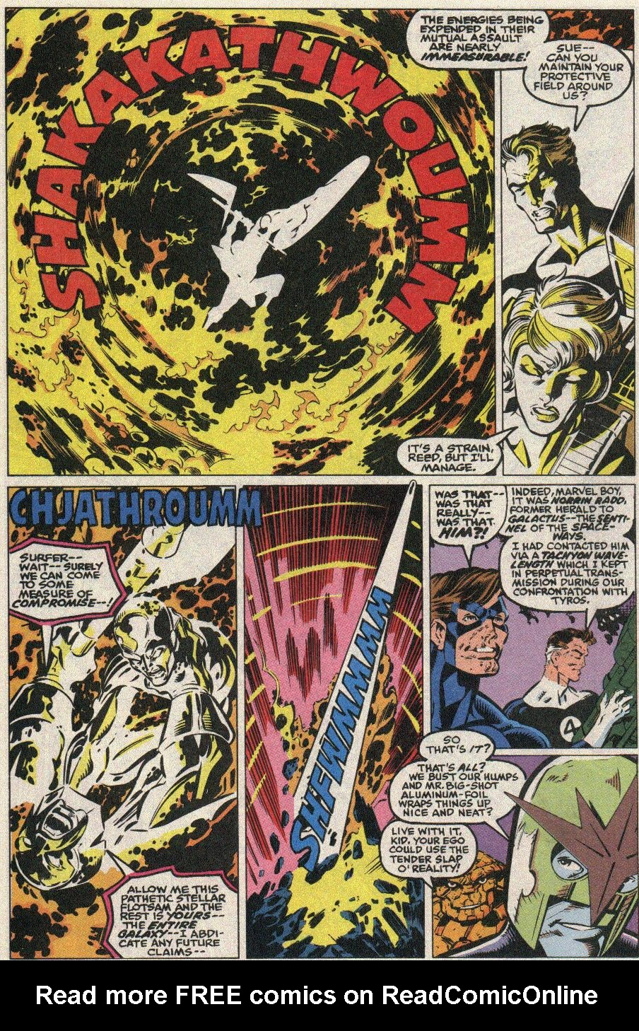 The New Warriors Issue #17 #21 - English 13