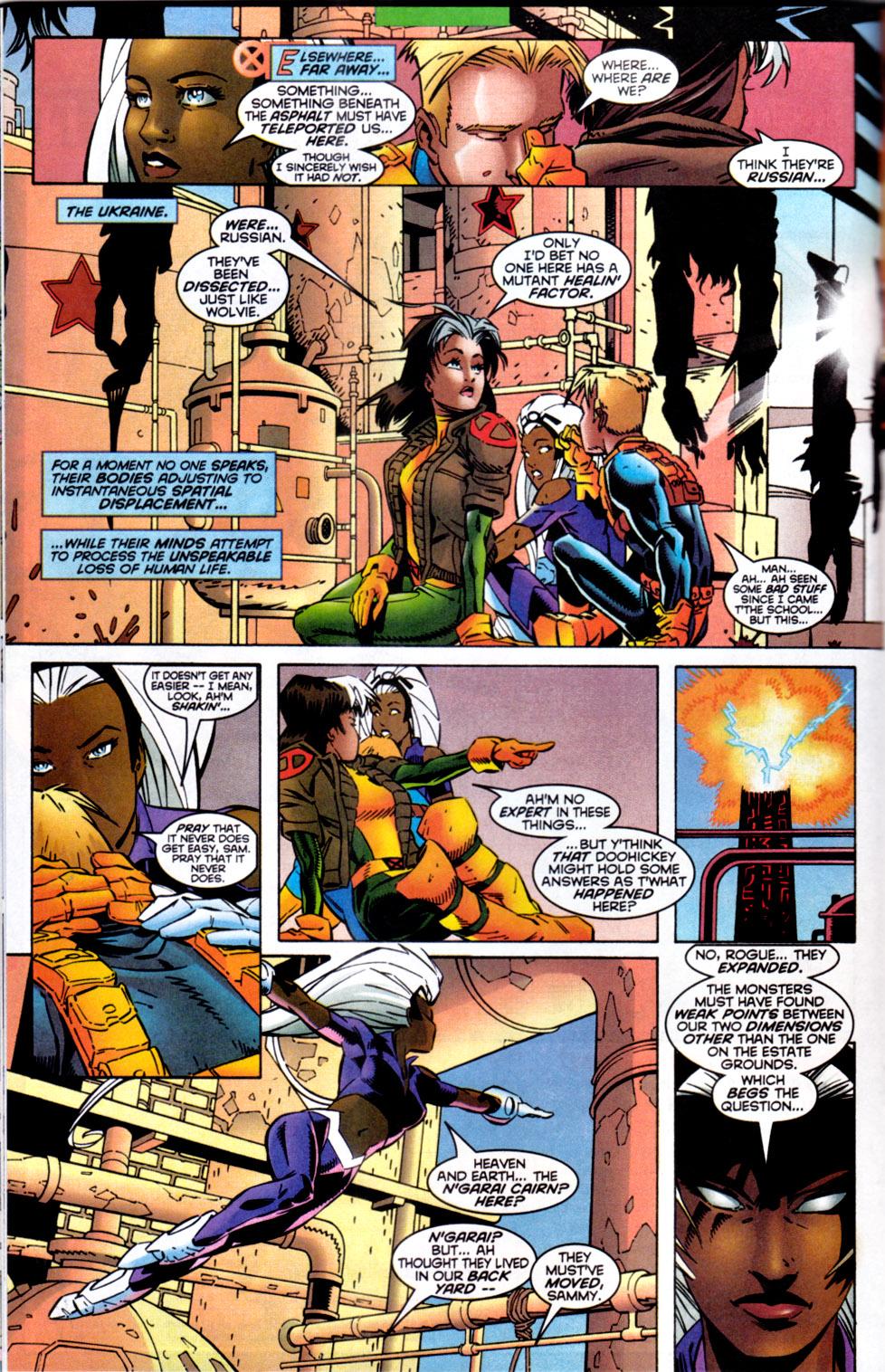 X-Men (1991) 75 Page 17
