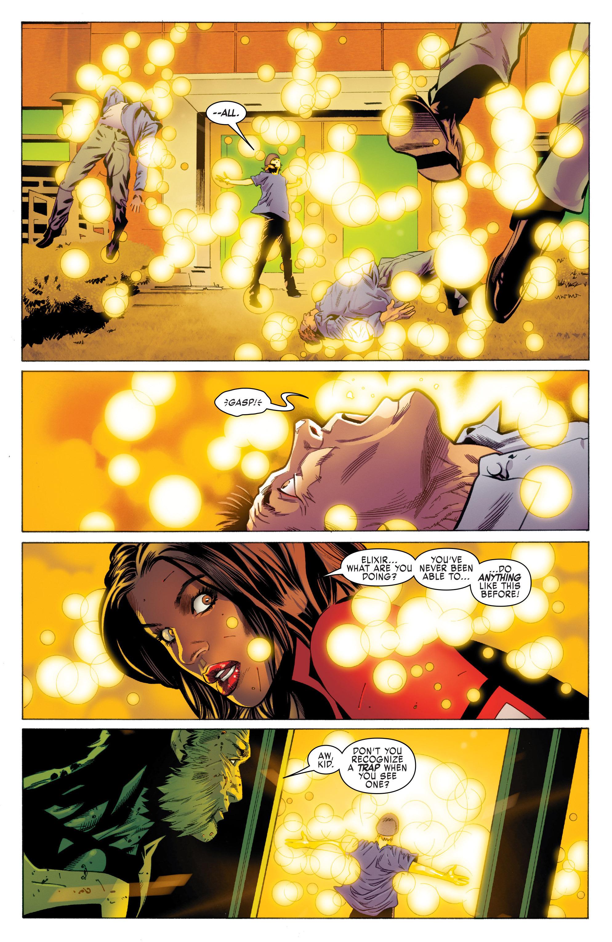 Read online Uncanny X-Men (2016) comic -  Issue #2 - 20
