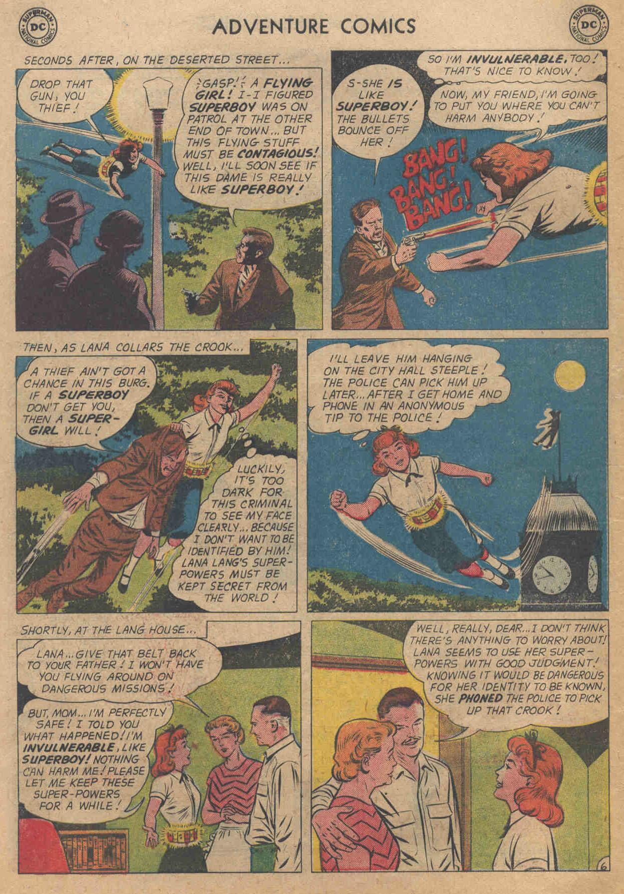 Read online Adventure Comics (1938) comic -  Issue #285 - 8