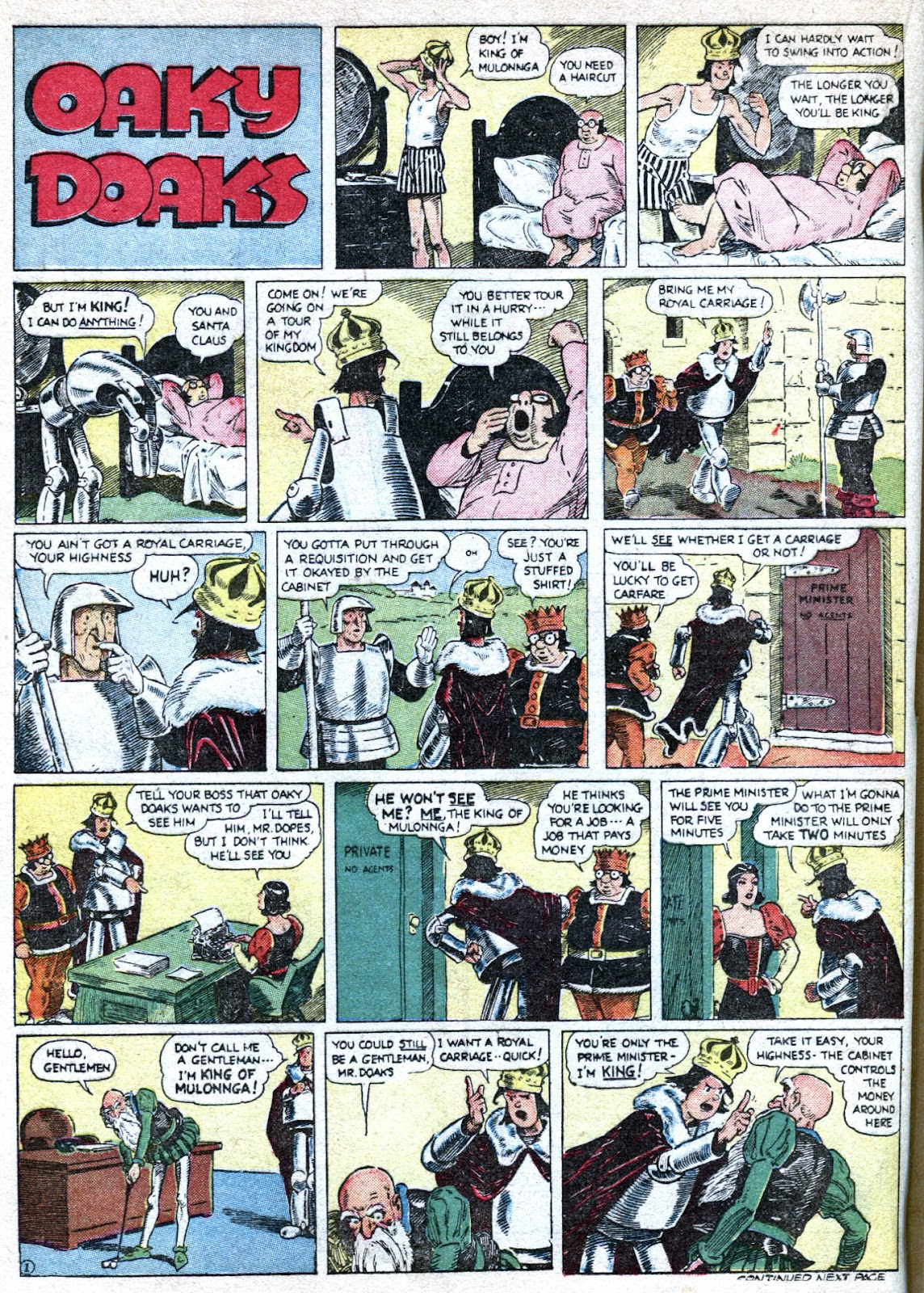 Read online Famous Funnies comic -  Issue #66 - 38