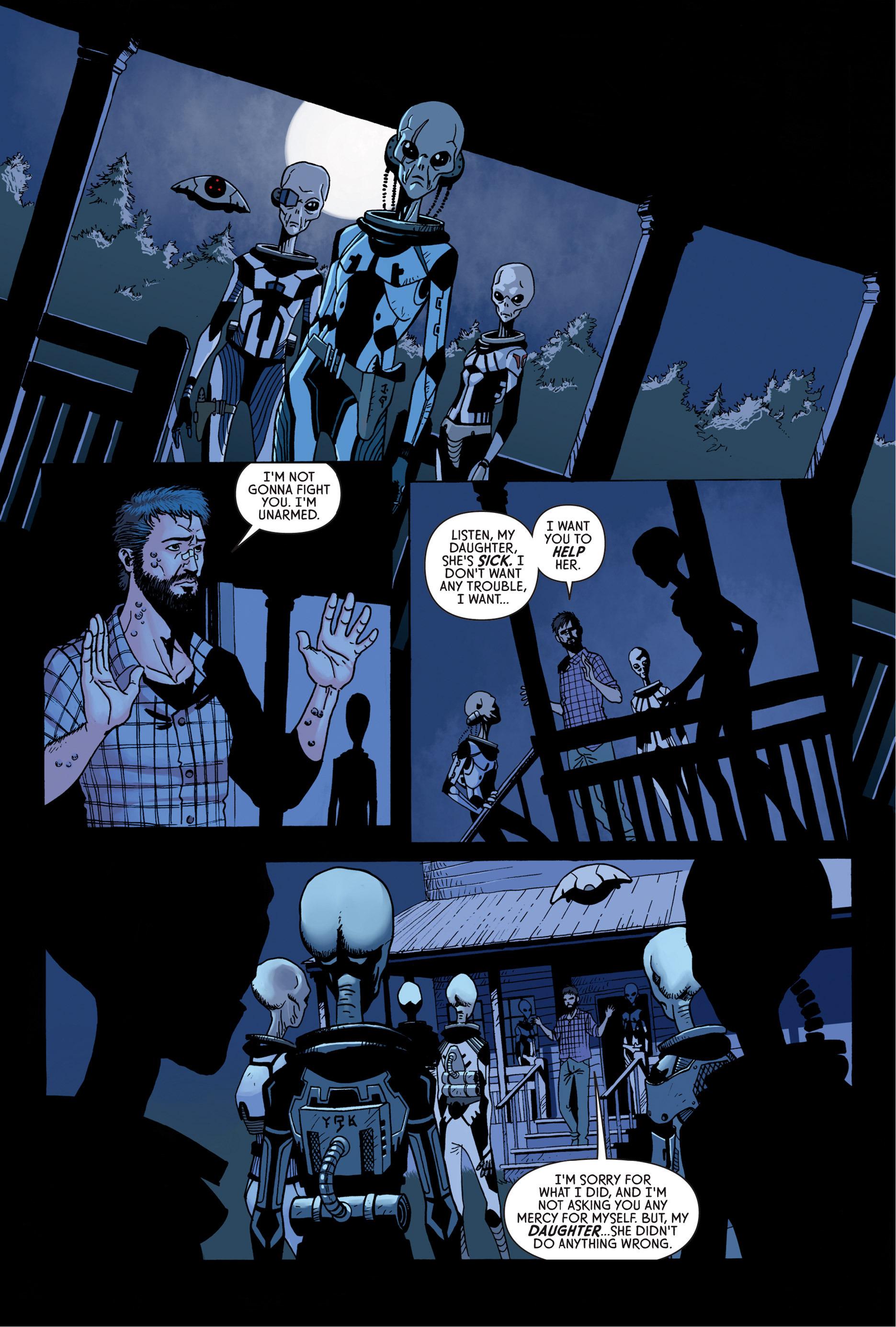 Read online Trespasser comic -  Issue #4 - 10