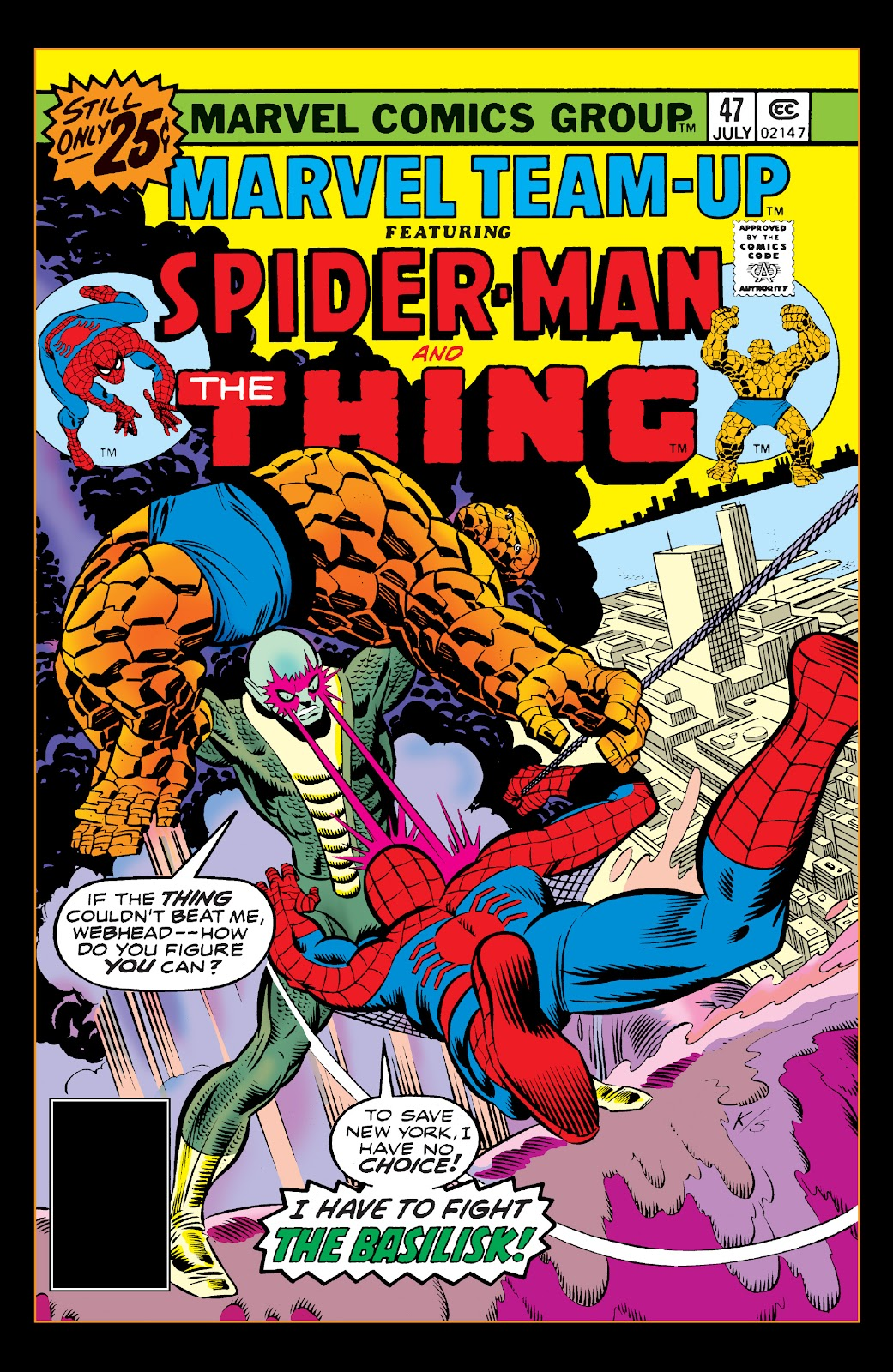 Read online Marvel Two-In-One Epic Collection: Cry Monster comic -  Issue # TPB (Part 4) - 68