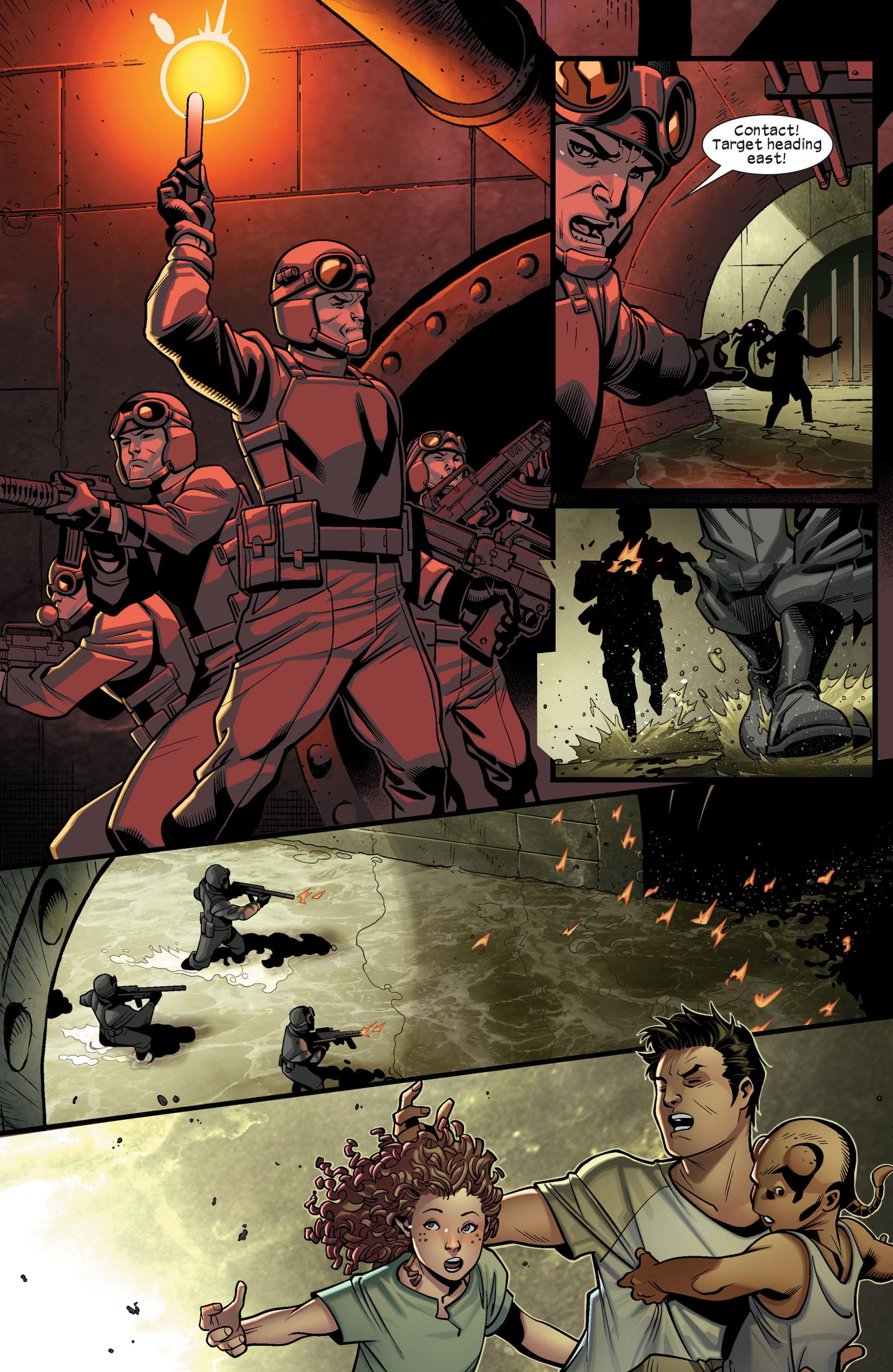 Read online Ultimate Comics X-Men comic -  Issue #14 - 5