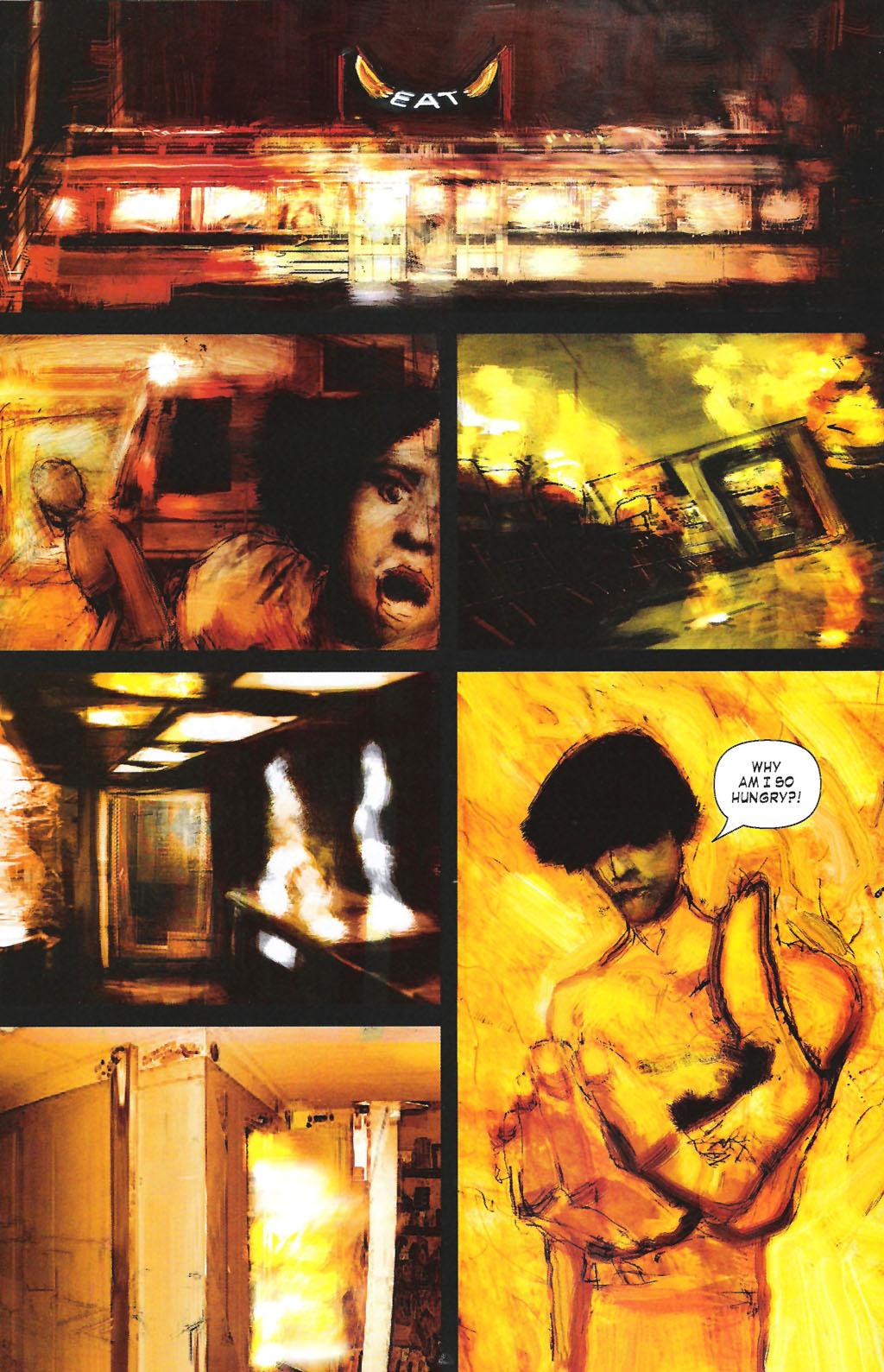 Read online ShadowHawk (2005) comic -  Issue #7 - 16