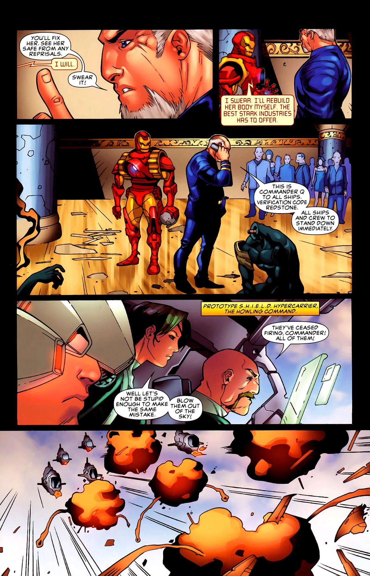Read online Astonishing Tales (2009) comic -  Issue #6 - 16