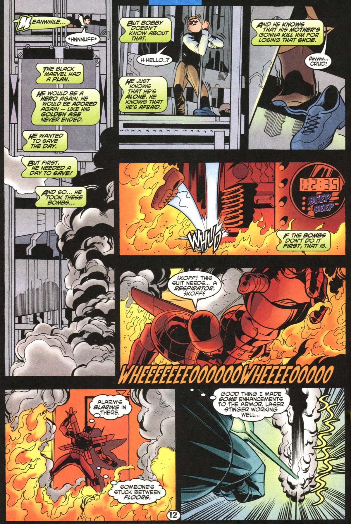 Read online Slingers comic -  Issue #5 - 13