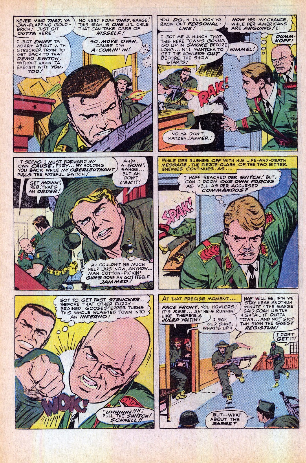 Sgt. Fury issue _Special_7 - Page 8