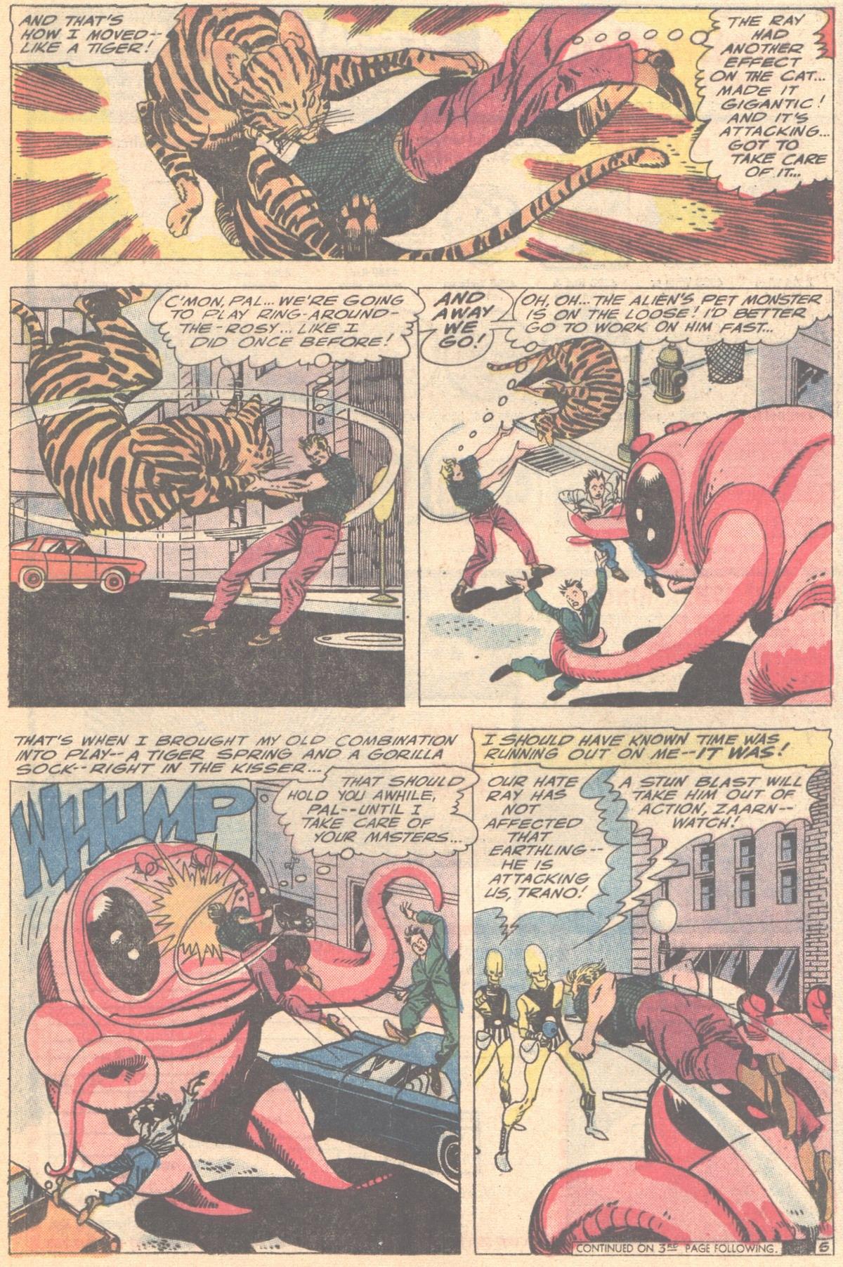 Read online Adventure Comics (1938) comic -  Issue #414 - 25