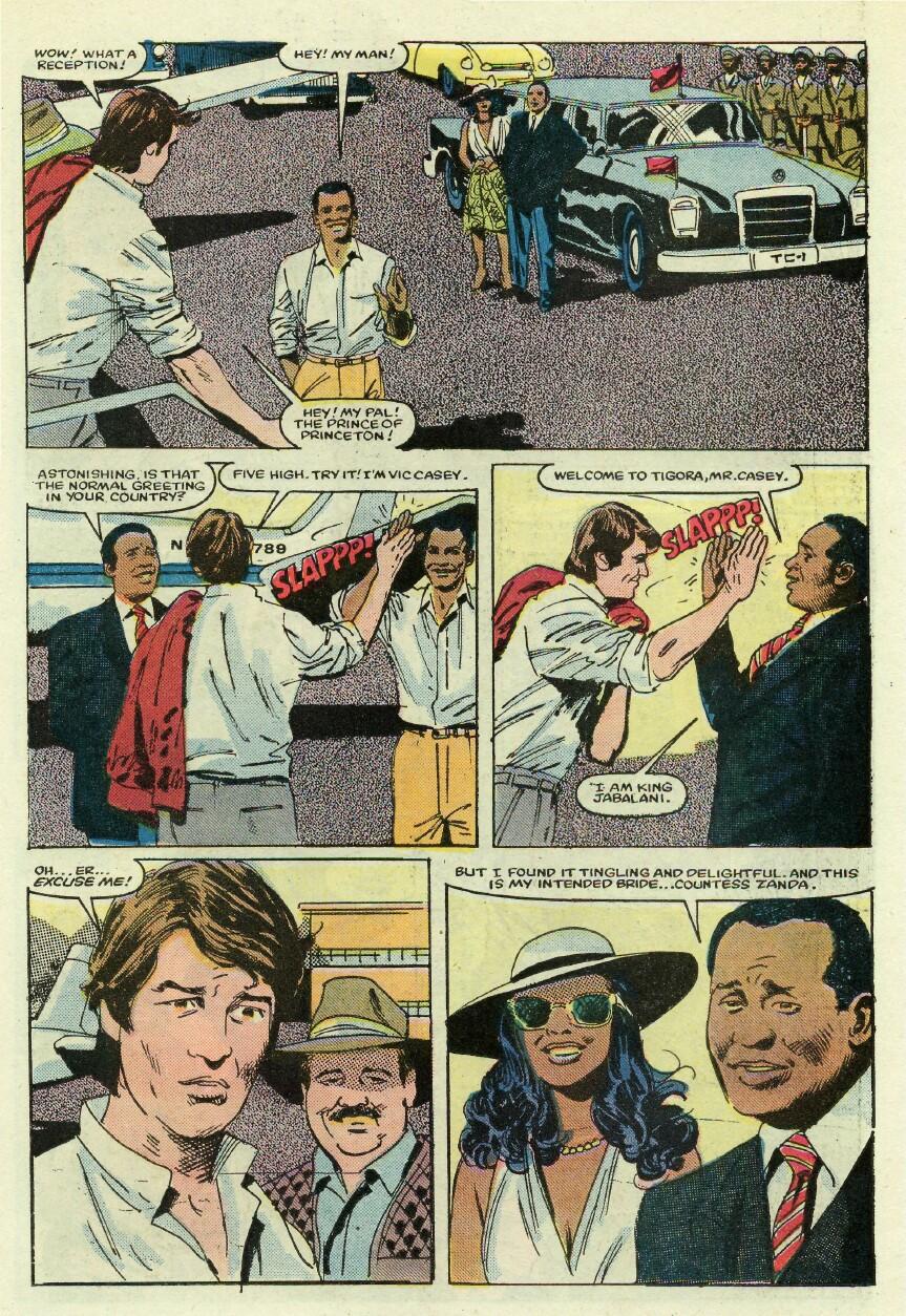 Read online Sheena comic -  Issue #1 - 12