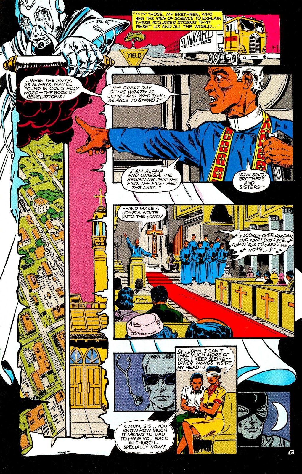 Infinity Inc. (1984) issue 21 - Page 19