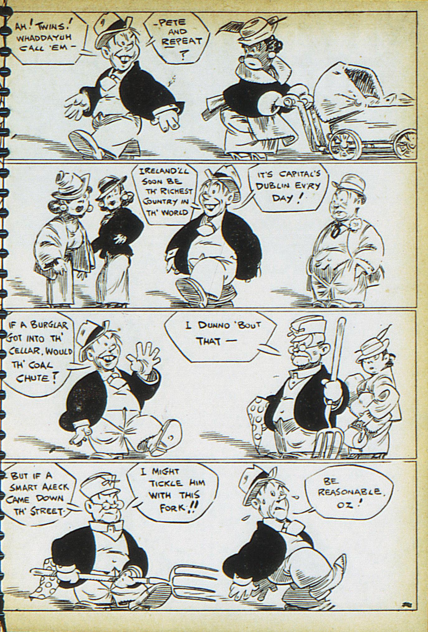 Read online Adventure Comics (1938) comic -  Issue #15 - 43