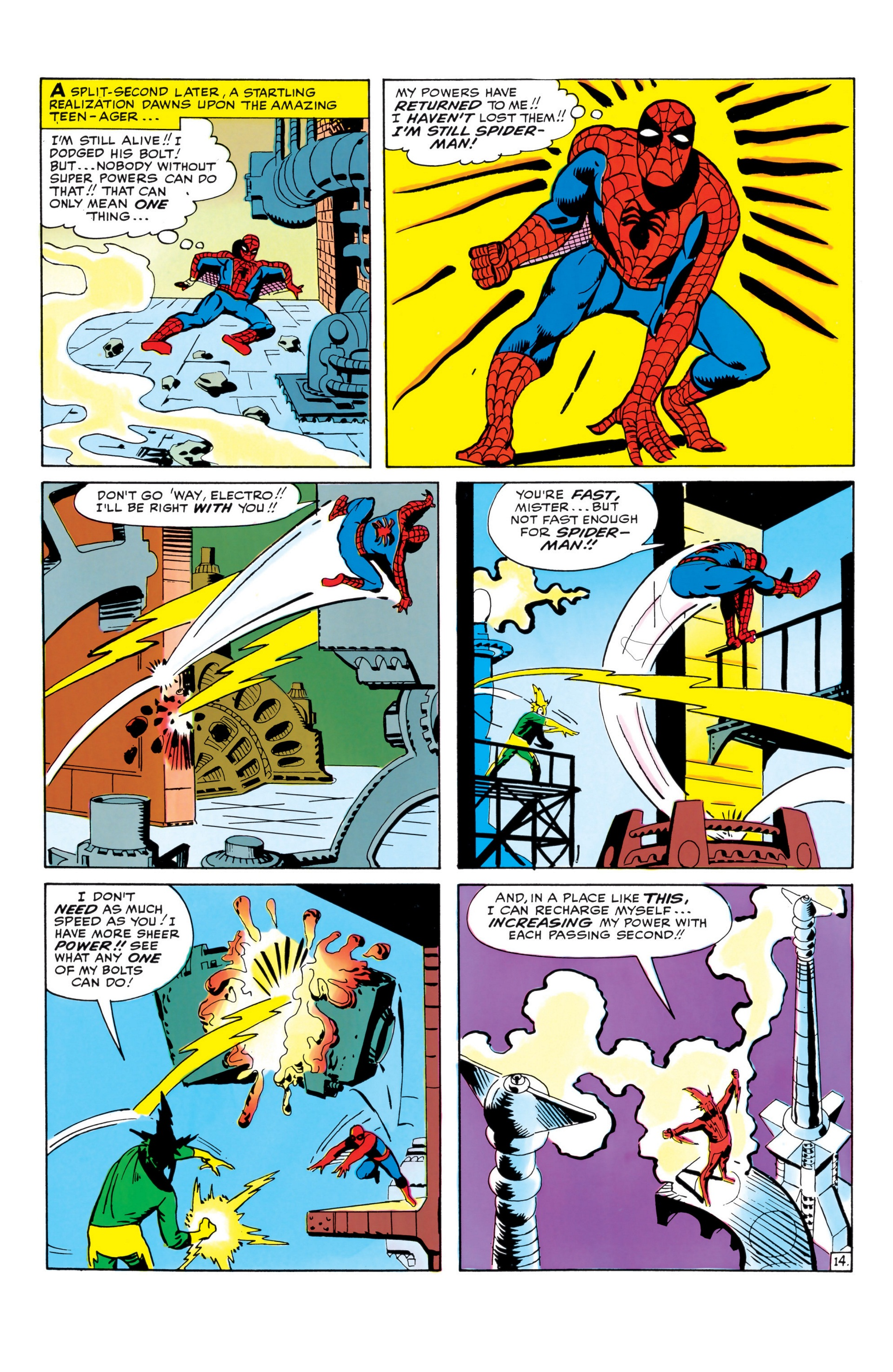 The Amazing Spider-Man (1963) _Annual_1 Page 14
