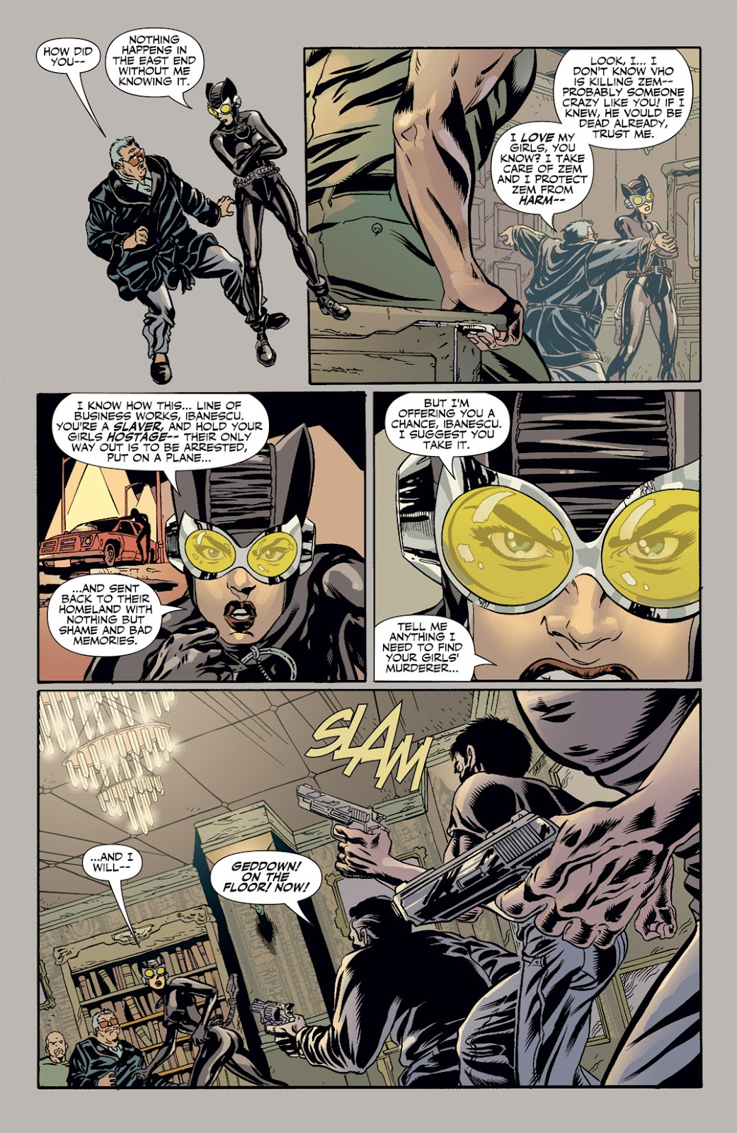 Catwoman (2002) Issue #41 #41 - English 16