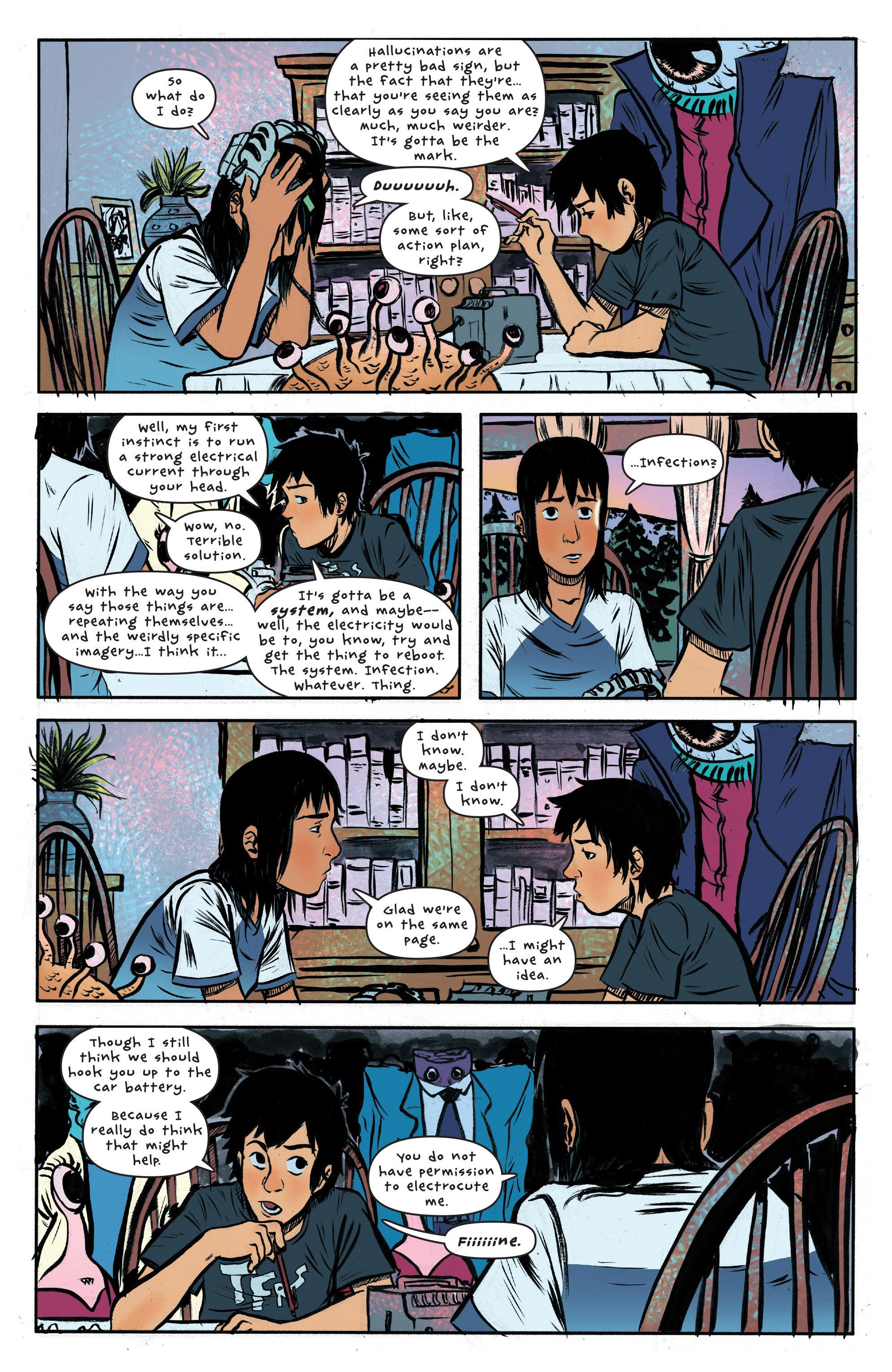 Read online UFOlogy comic -  Issue #4 - 5