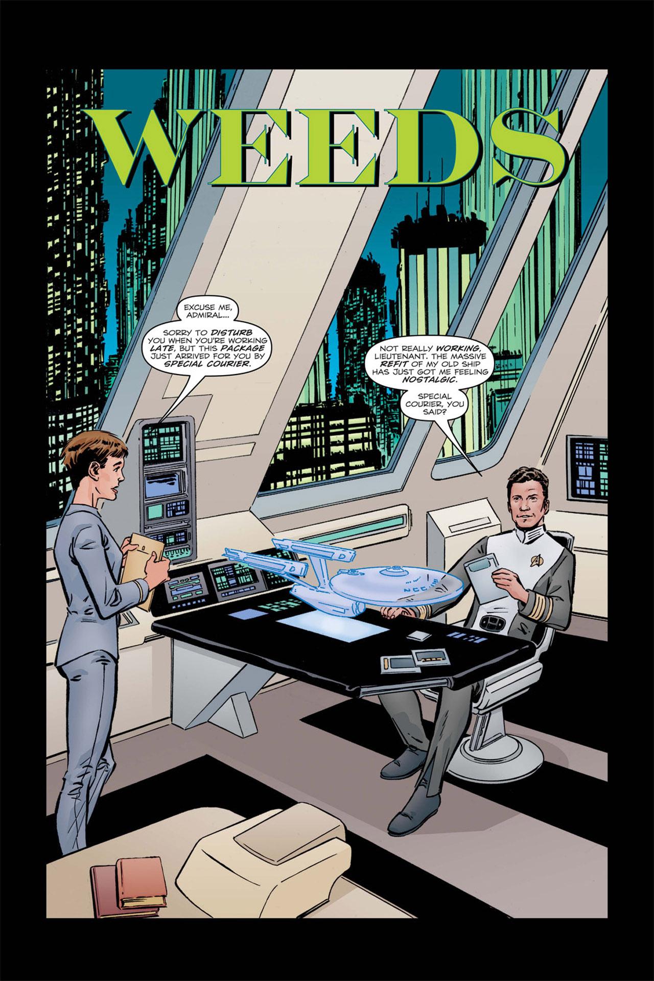 Read online Star Trek: Leonard McCoy, Frontier Doctor comic -  Issue #1 - 5